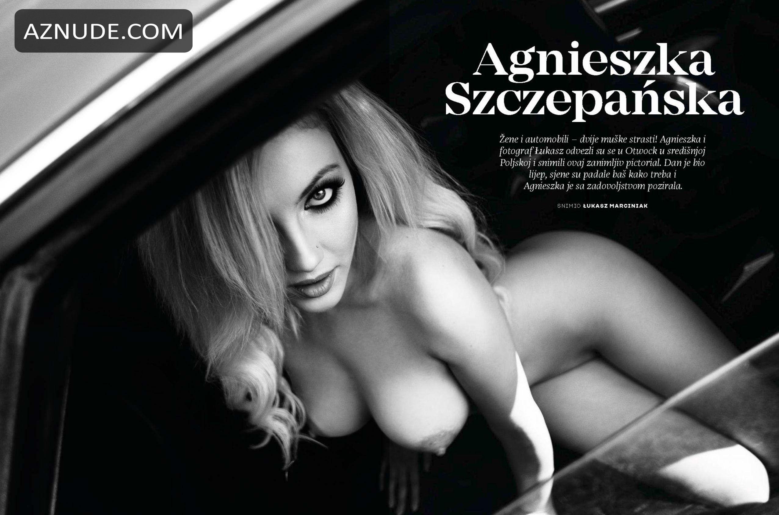 Boobs Sex Agnieszka Szczepanska naked photo 2017