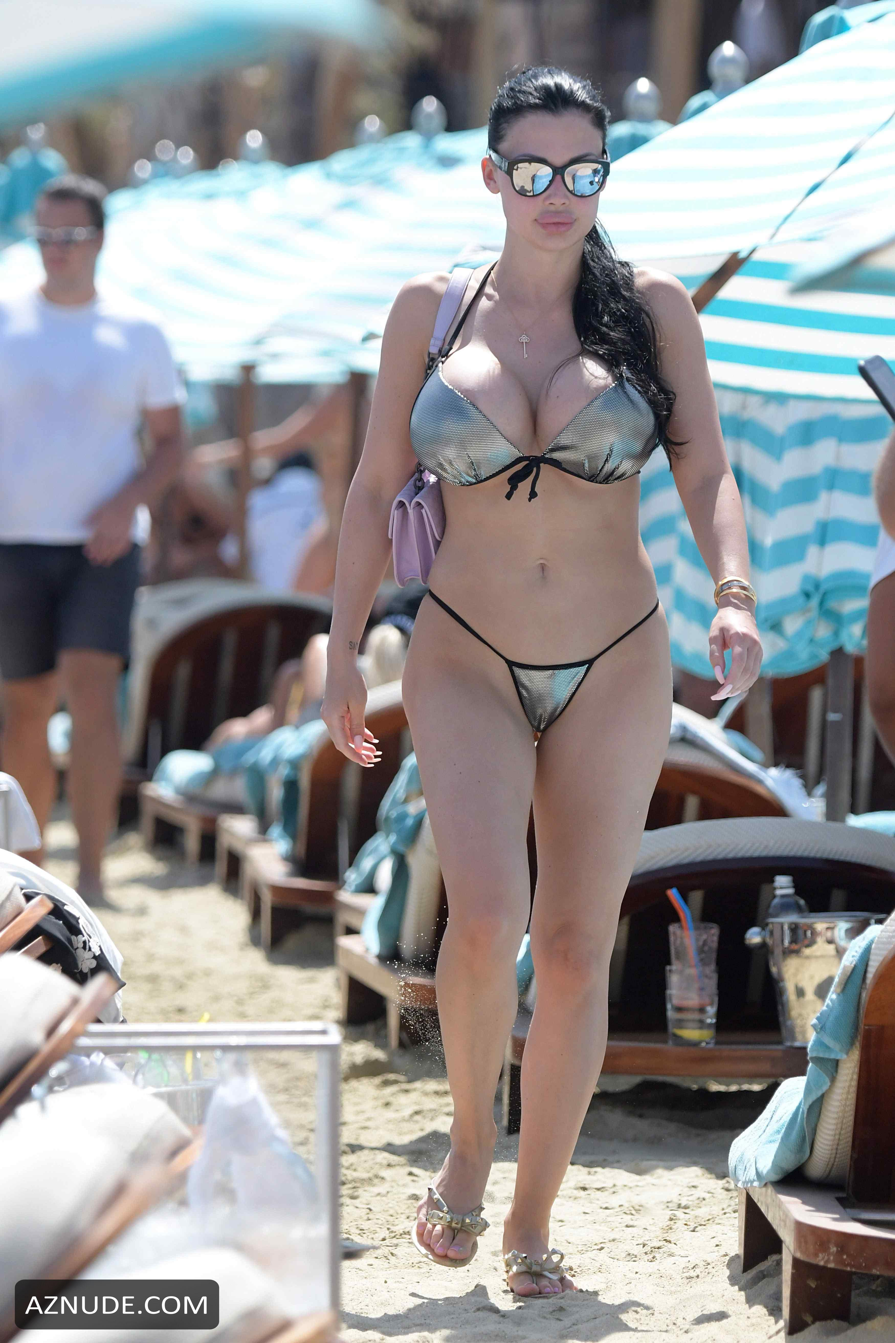 Aletta Ocean Sexy In Holiday In Mykonos, Greece - Aznude-5598