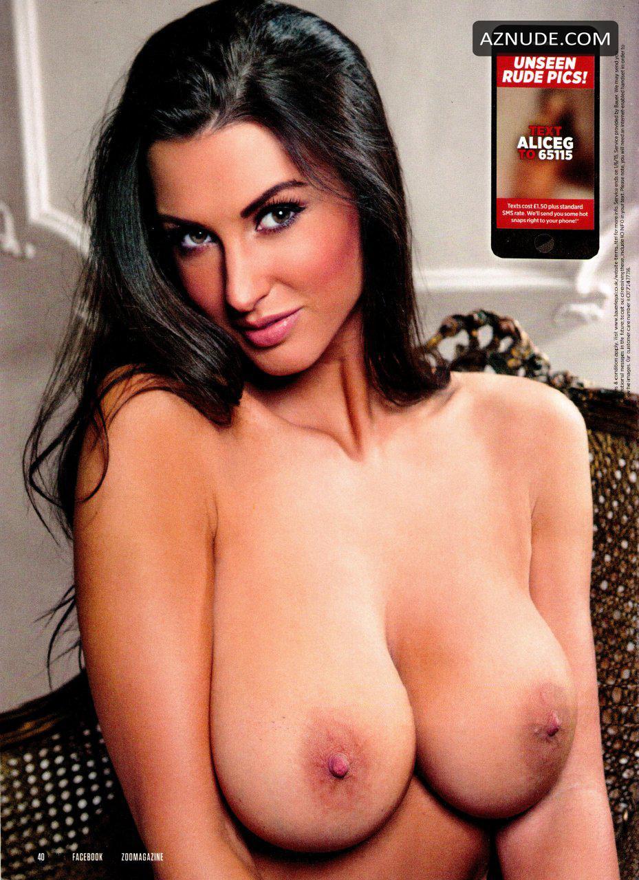 Alice Goodwin Porn Forums alice goodwin naked in zoo magazine - aznude