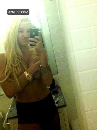 Naked amanda selfies bynes