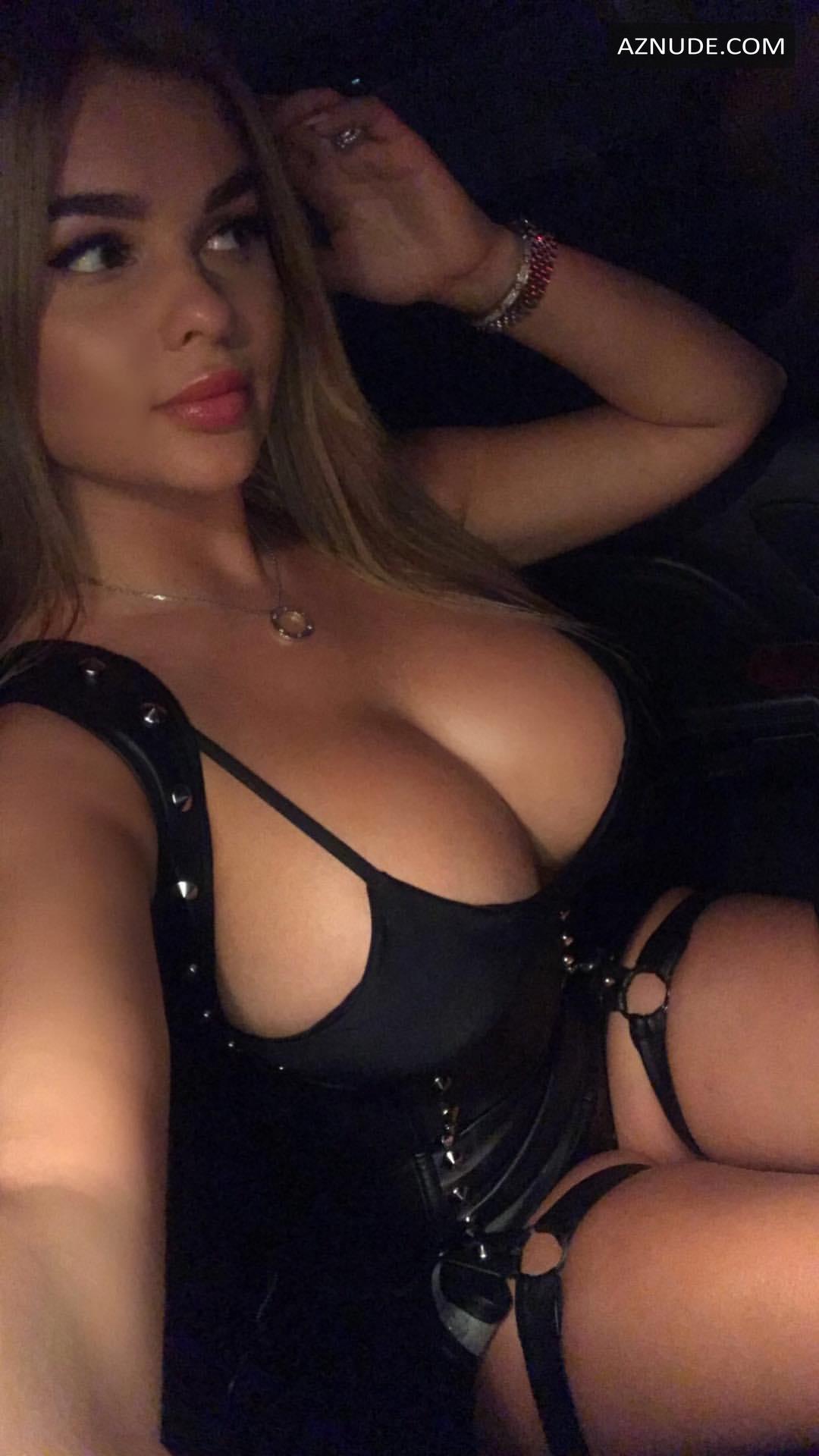 Anastasia Kvitko Nude anastasia kvitko sexy for halloween in miami - aznude
