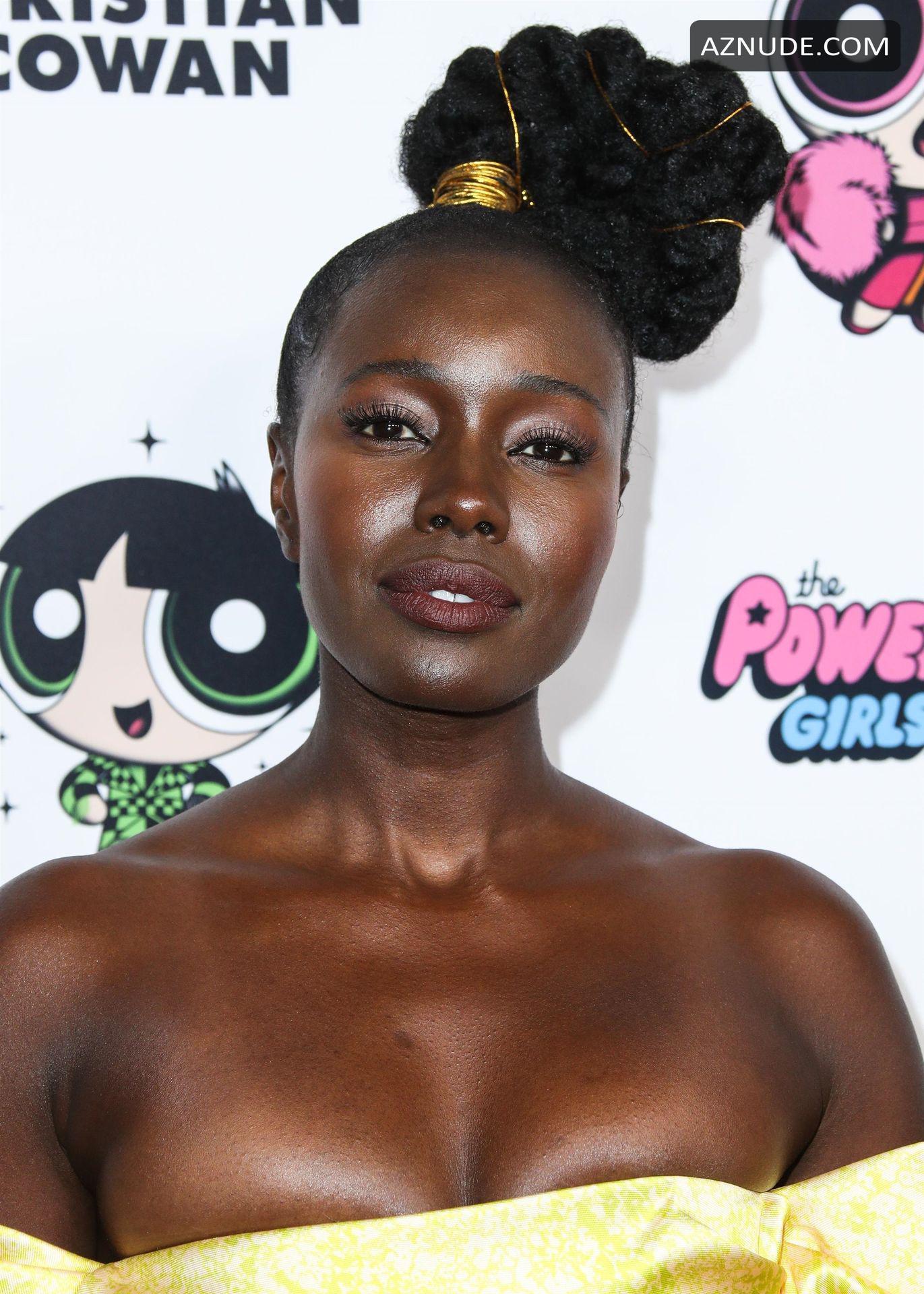 Diop nude anna 57 Sexiest