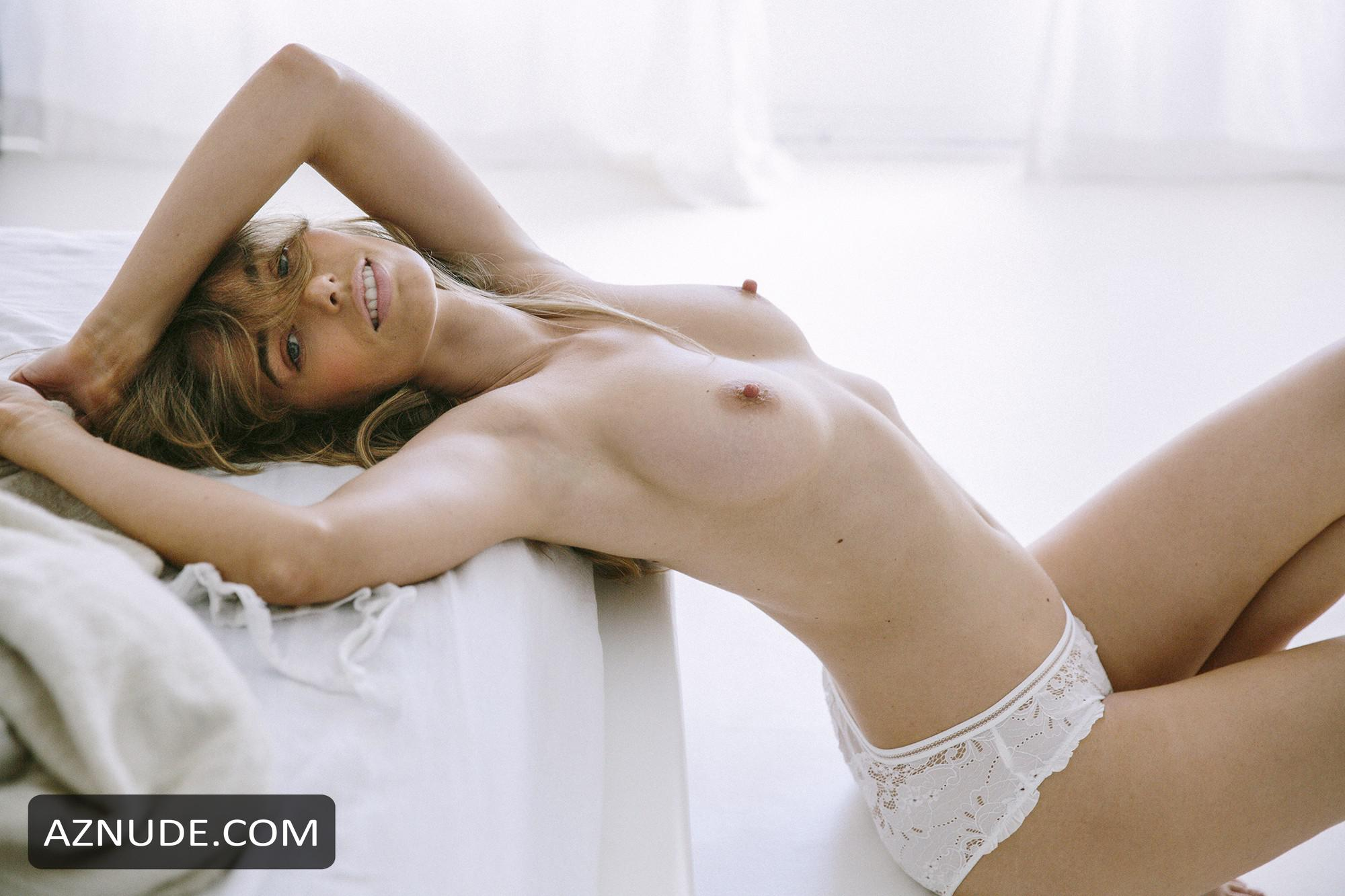 Anthea Page Nude  Sexy Photos By Ali Mitton For Playboy -3539