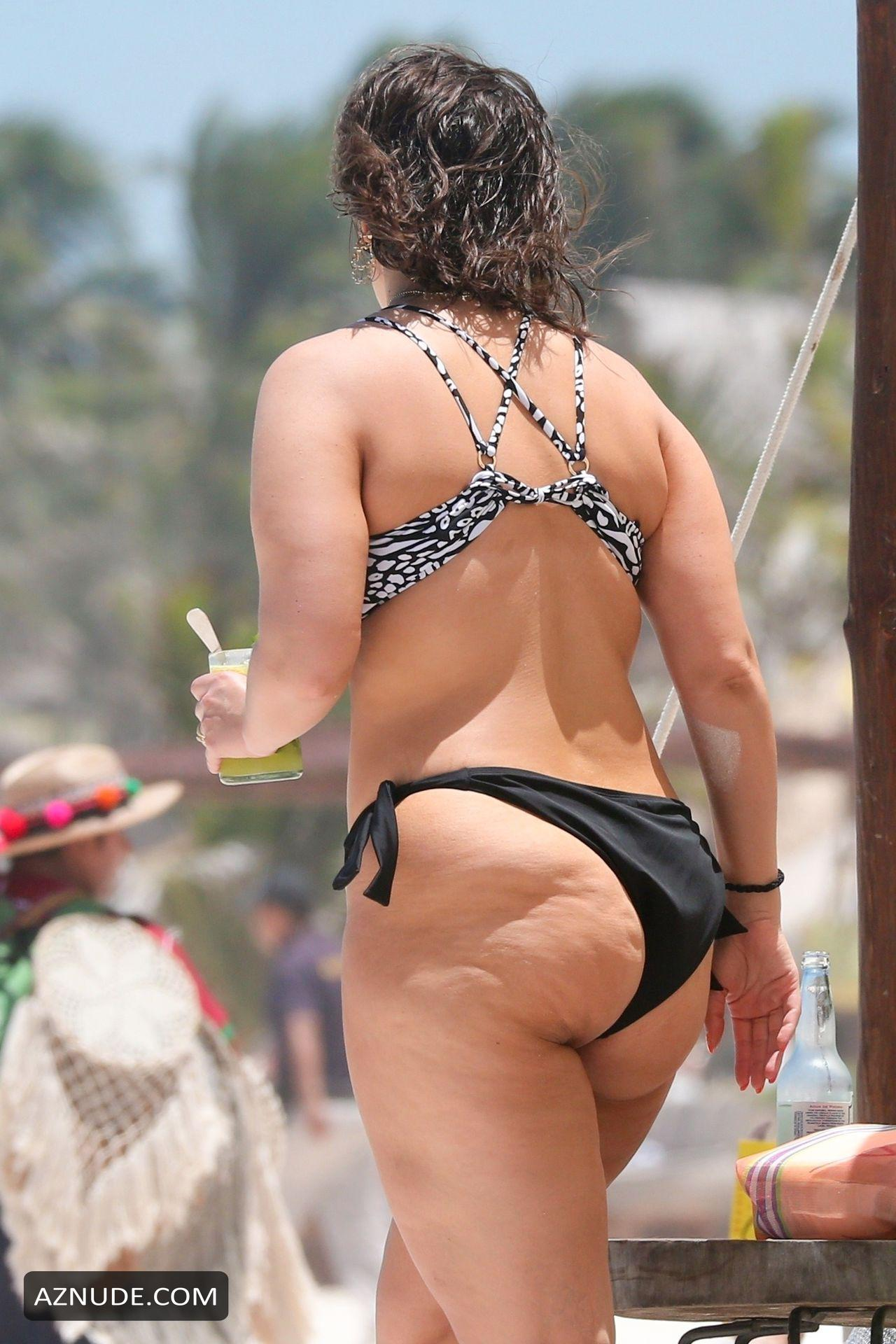 Ashley Graham Sexy With Her Mom Linda Graham For Their -5578