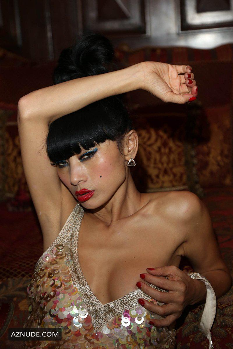Bai Ling Nude bai ling nude in photoshoot - aznude