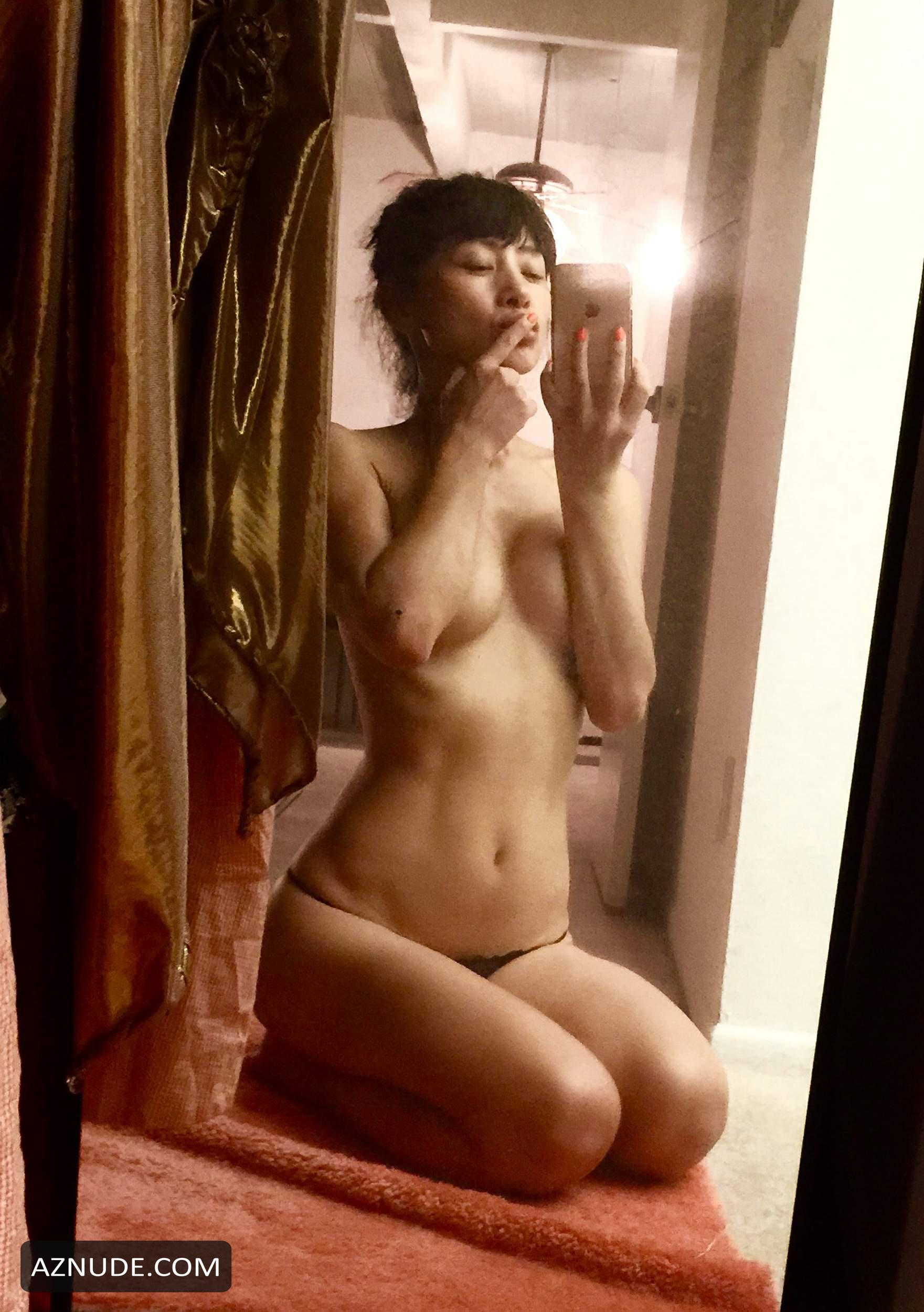 Bai ling nude having sex