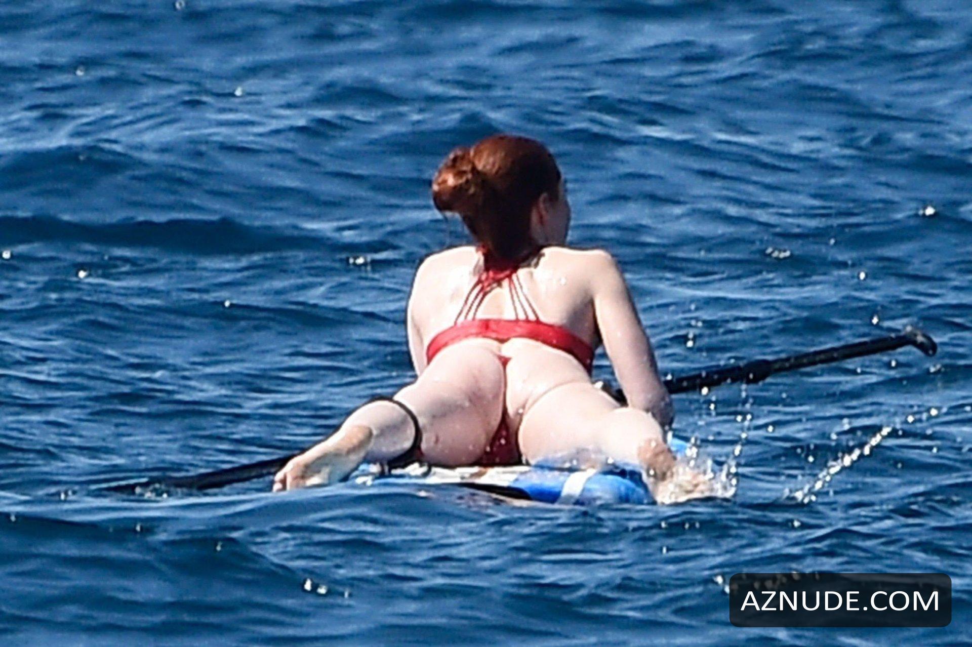 Victoria Swarovski Bikini