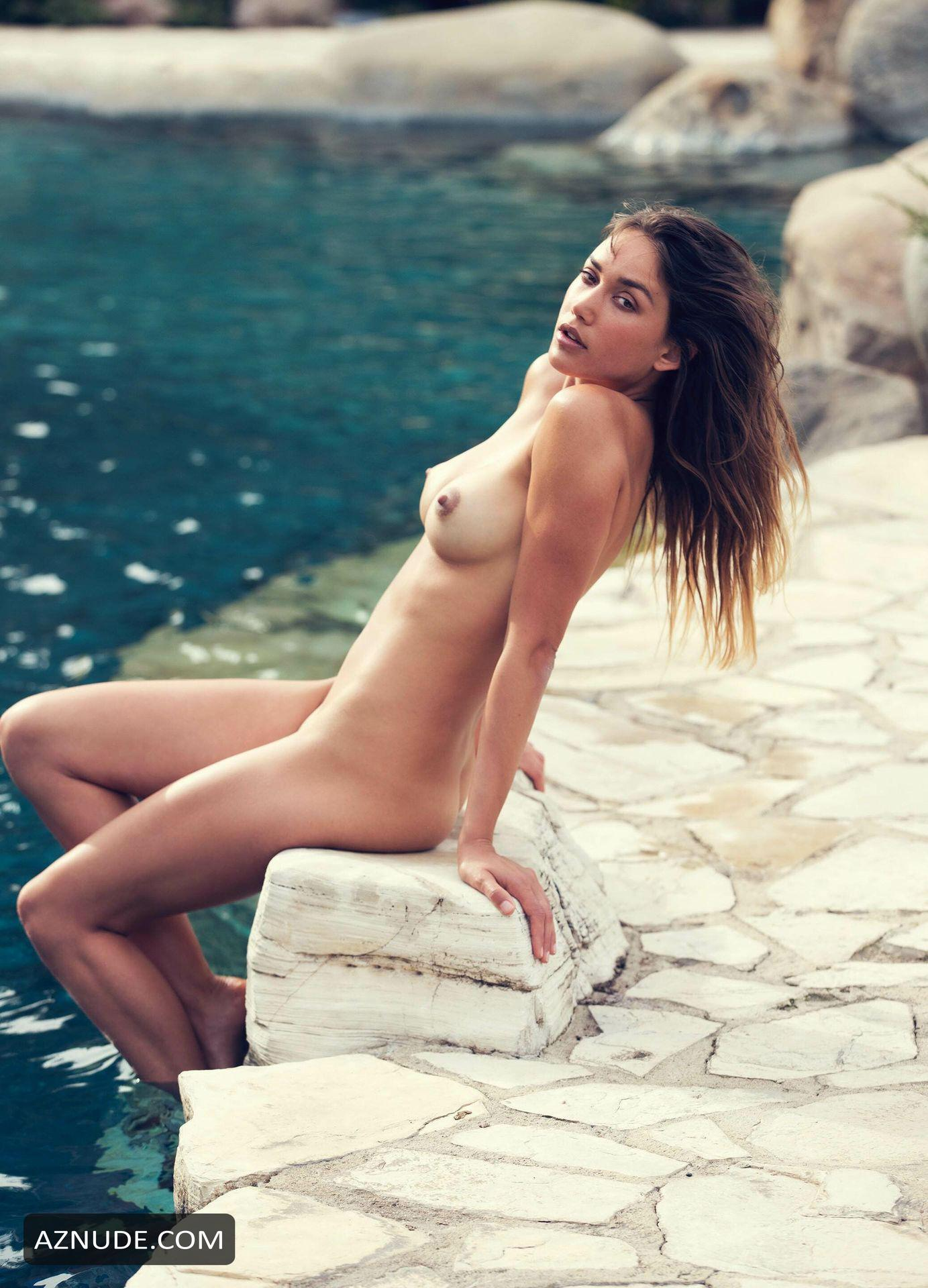 Celeb Brook Power Nude Playboy Images