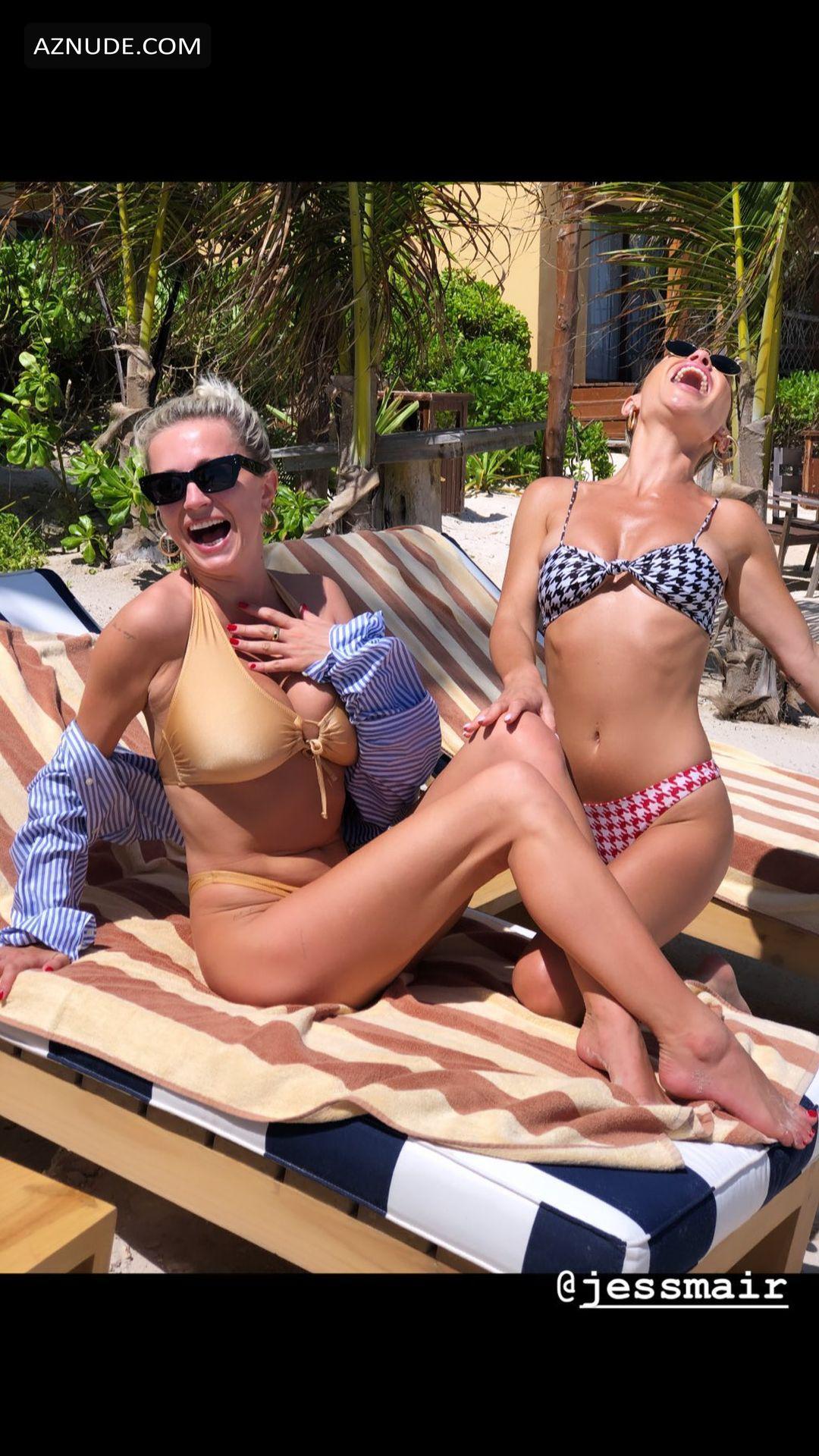 Swimwear Francine Prieto Nude Photoshoot Pics