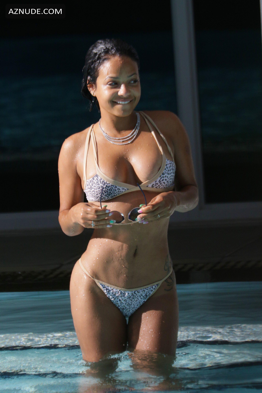 Finest Christina Milian Hot Nude Pic