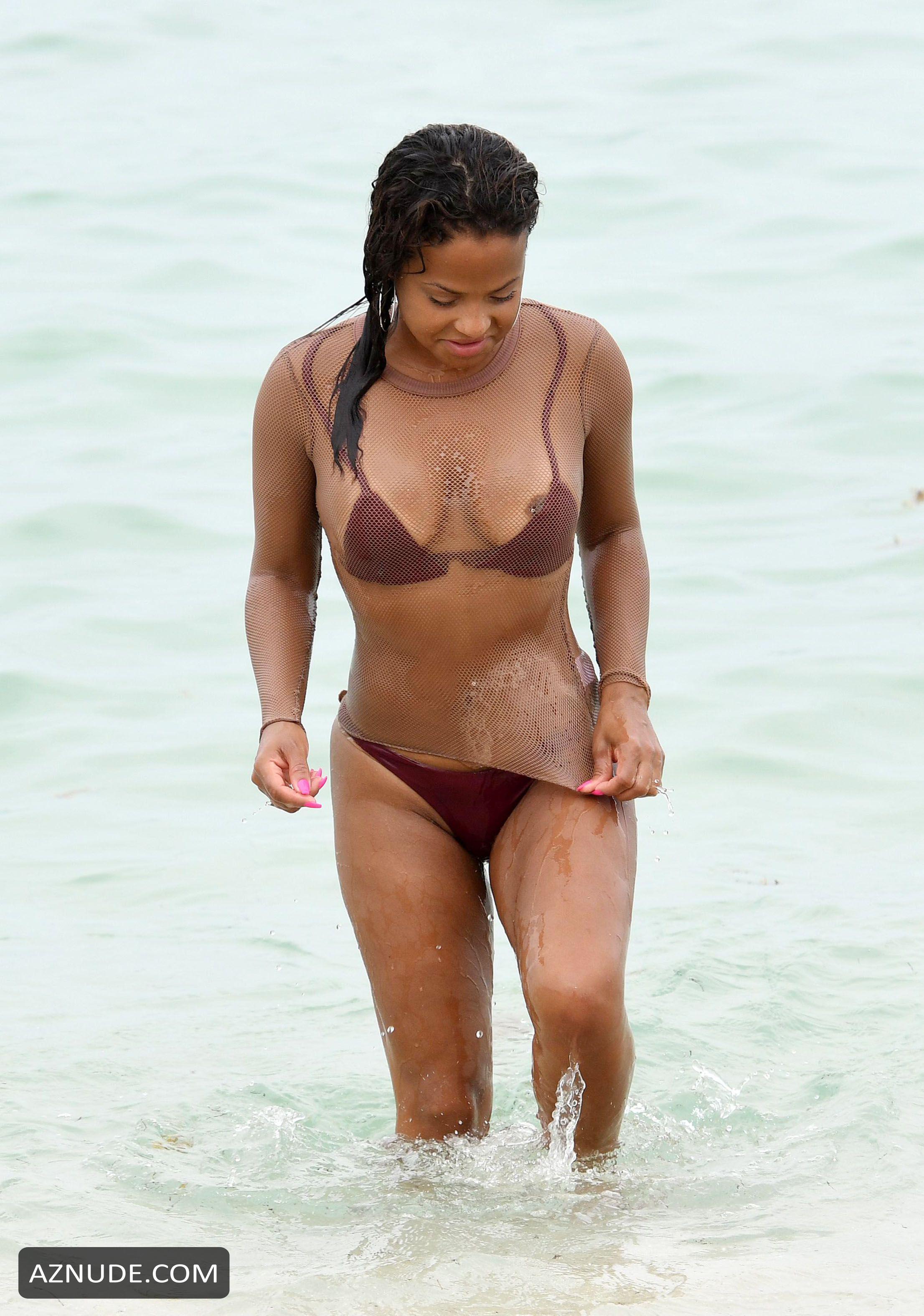 Christina Milian Sexy Bikini Pics In Miami Erotic Photos Of Celebrities And Sexy Actresses