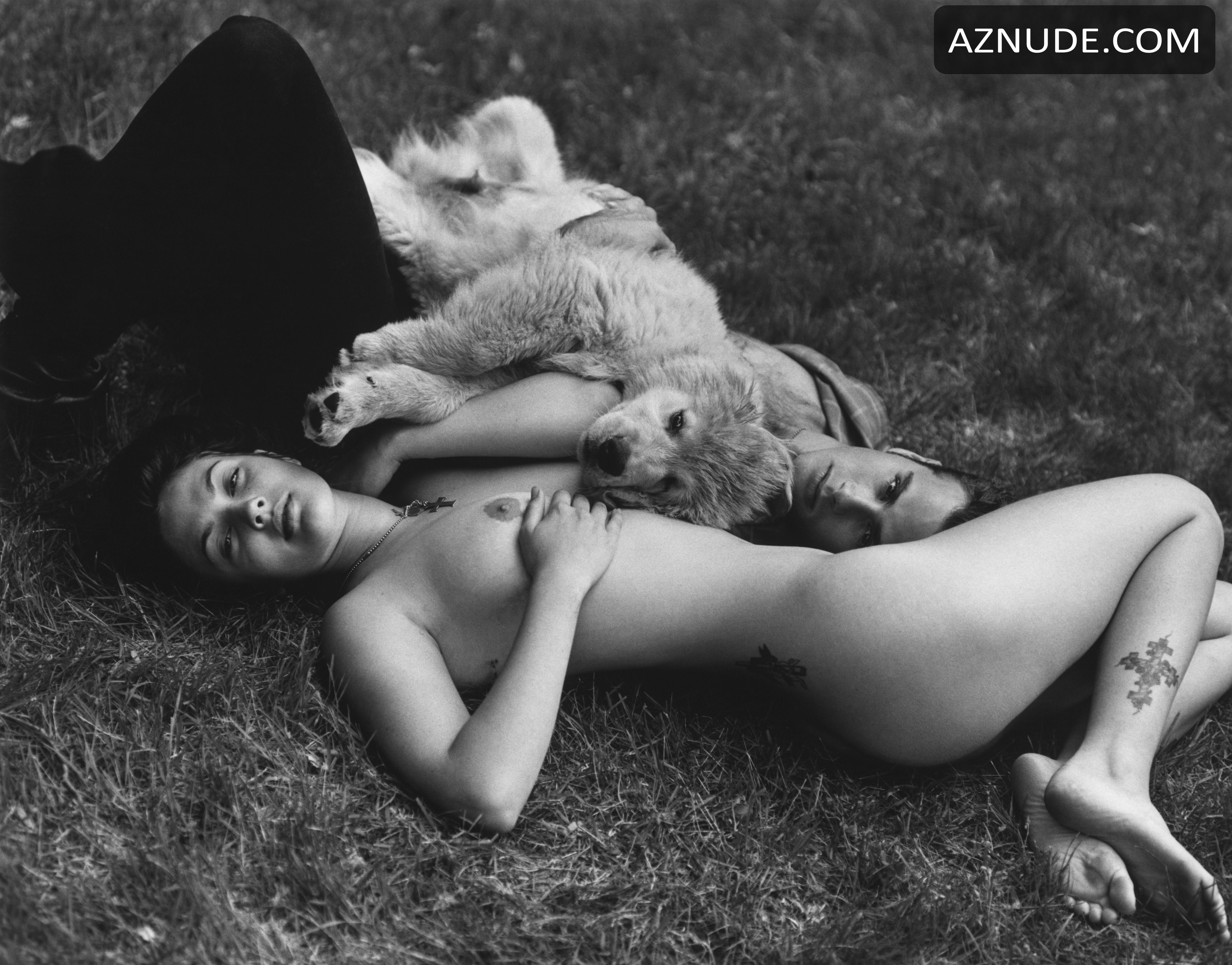 Drew Barrymore Nude - Aznude-5901