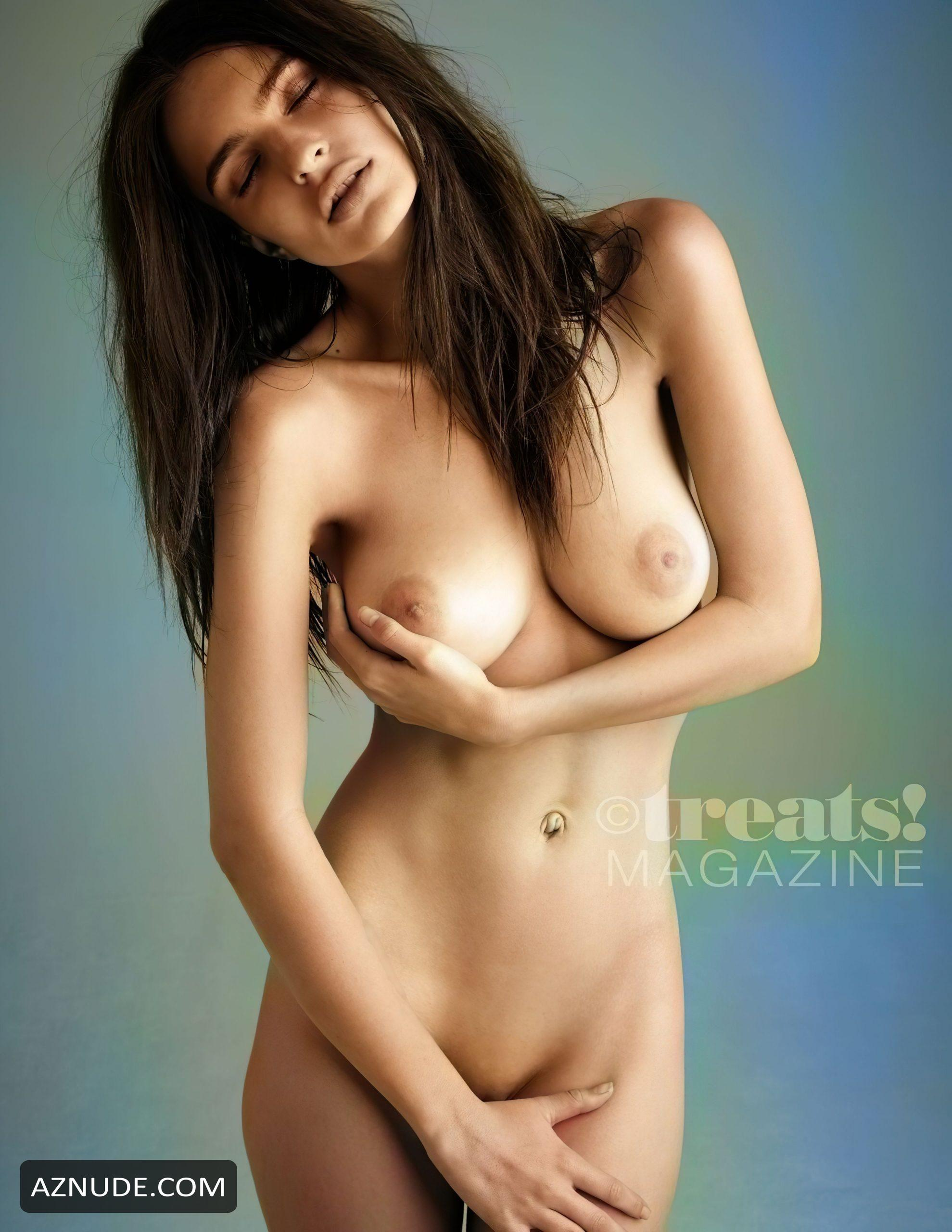 Topless Treats Nude Pic