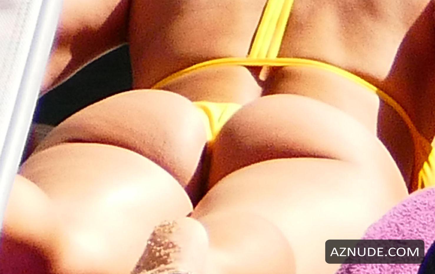 Bikini Isabeli Fontana Nude Photoshoot Scenes