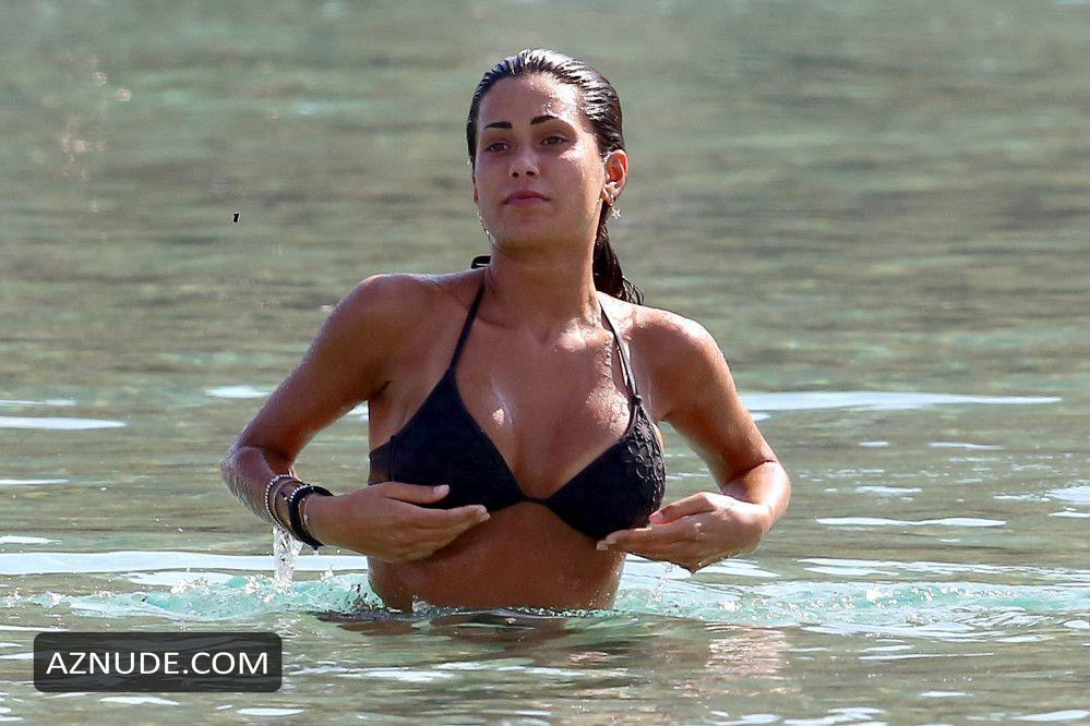 federica nargi sexy in bikini in mykonos island - aznude