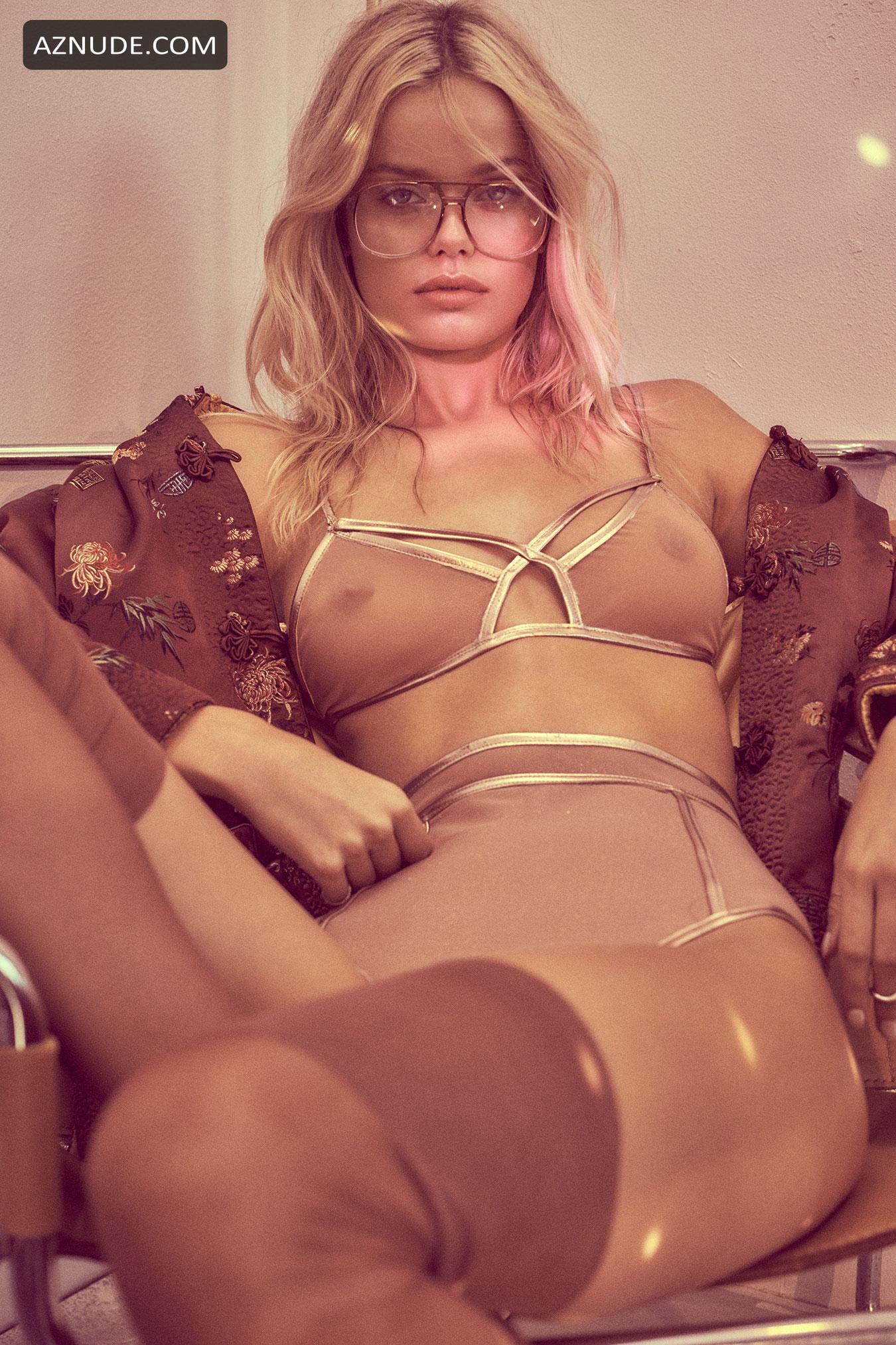 Frida Aasen Nude - Aznude-7914