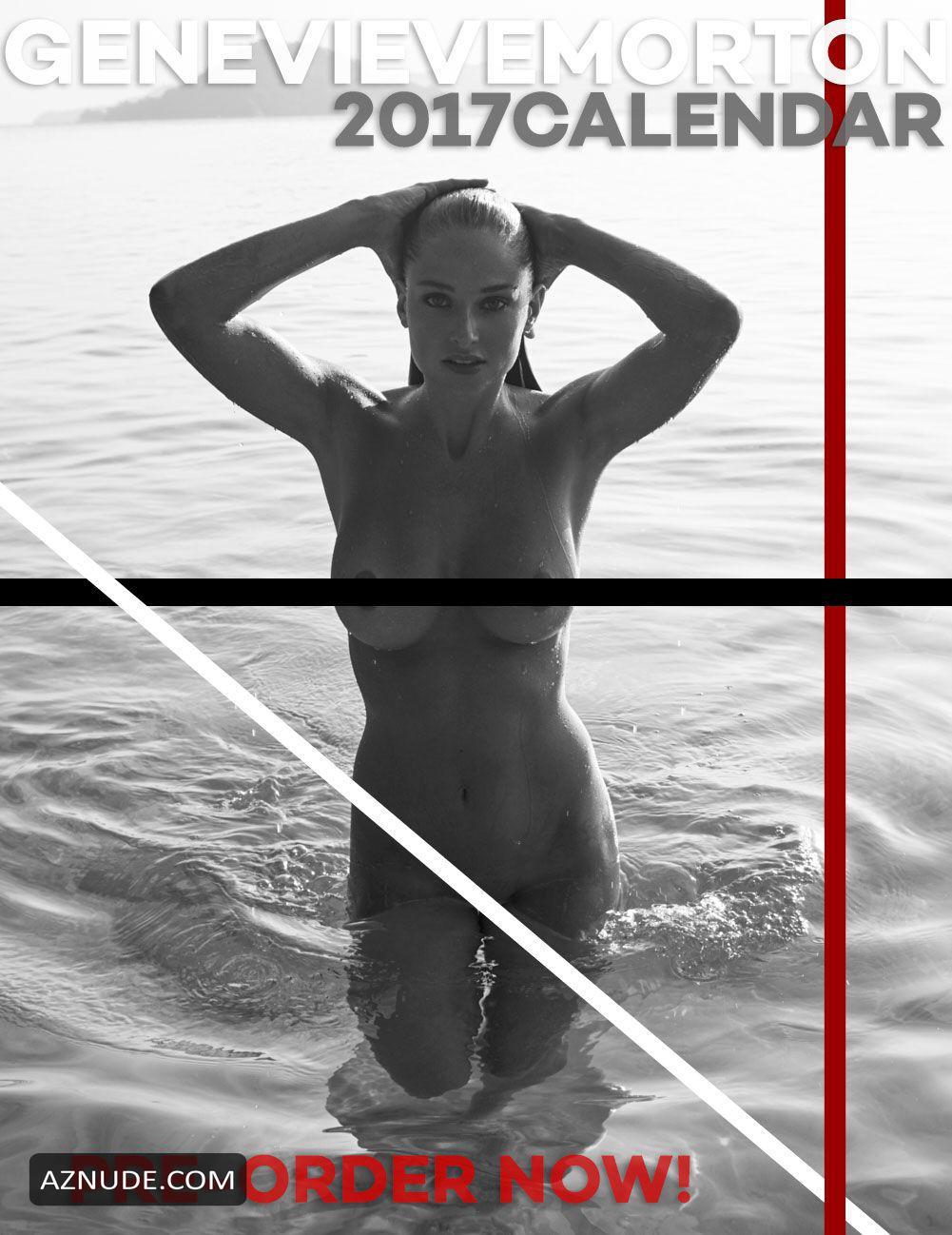 Genevieve Morton Nude For 2017 Calendar Promo - Aznude-1363