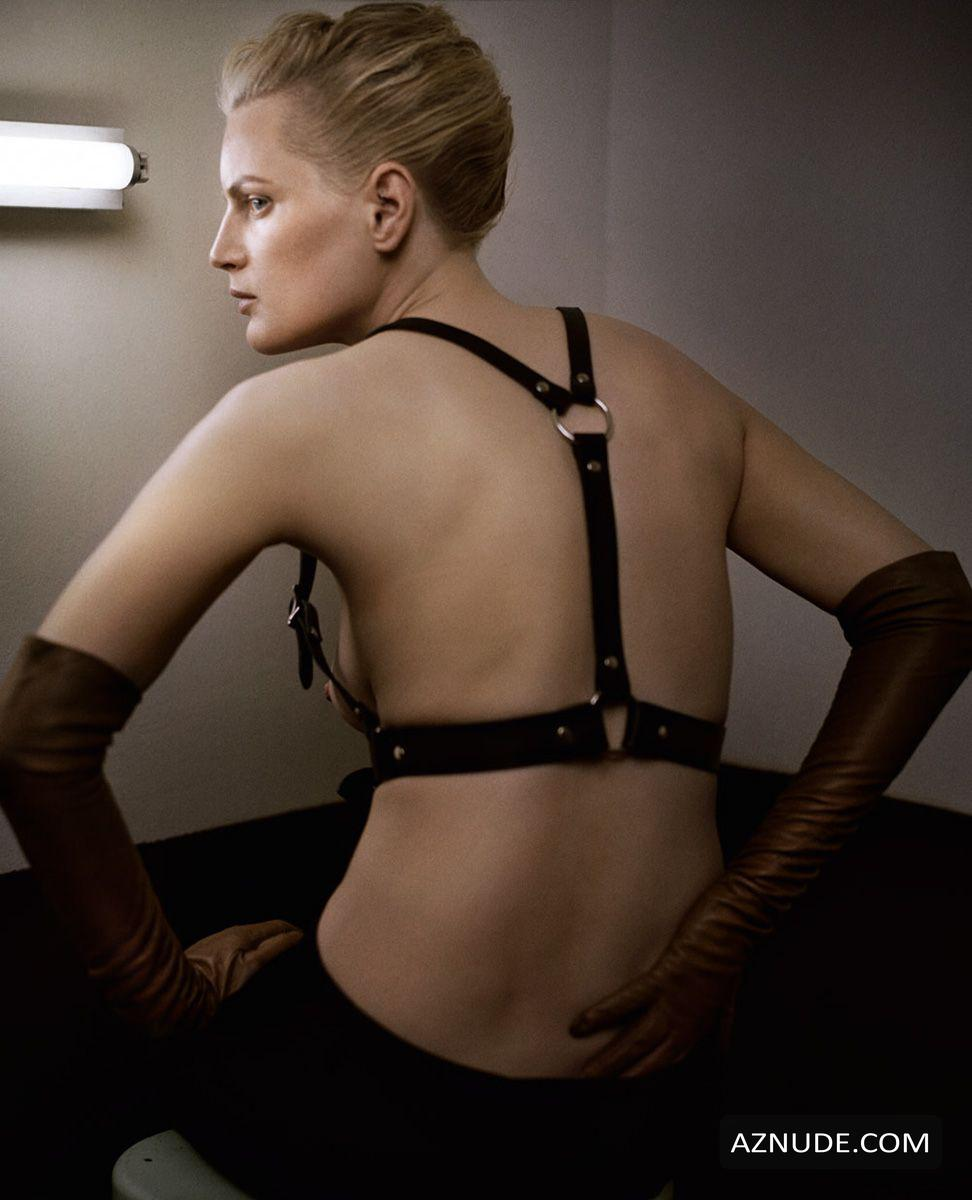 Topless photos of guinevere van seenus new pics