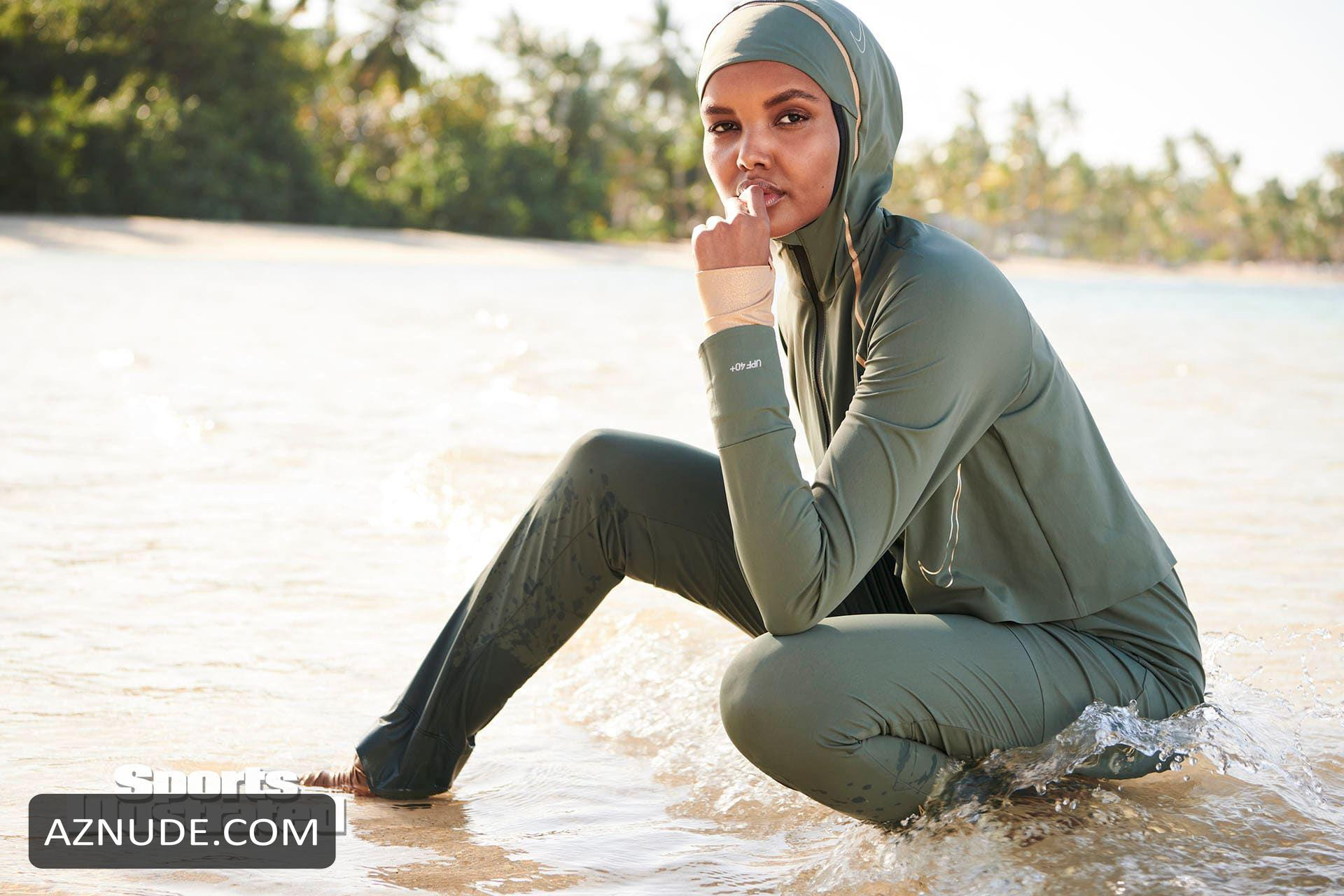 nackt Aden Halima Hijabi model