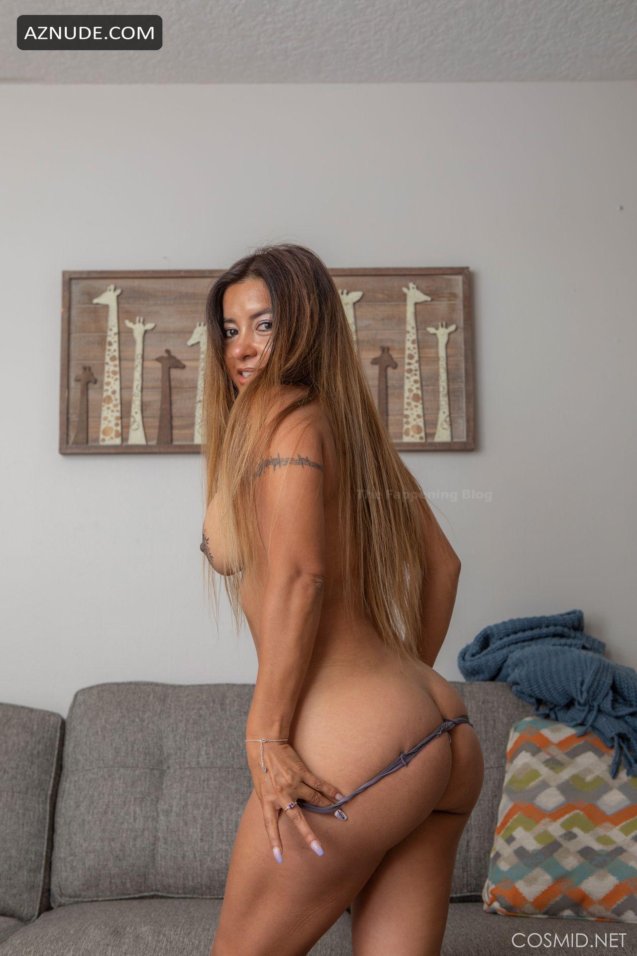 Lilusha Bravo  nackt