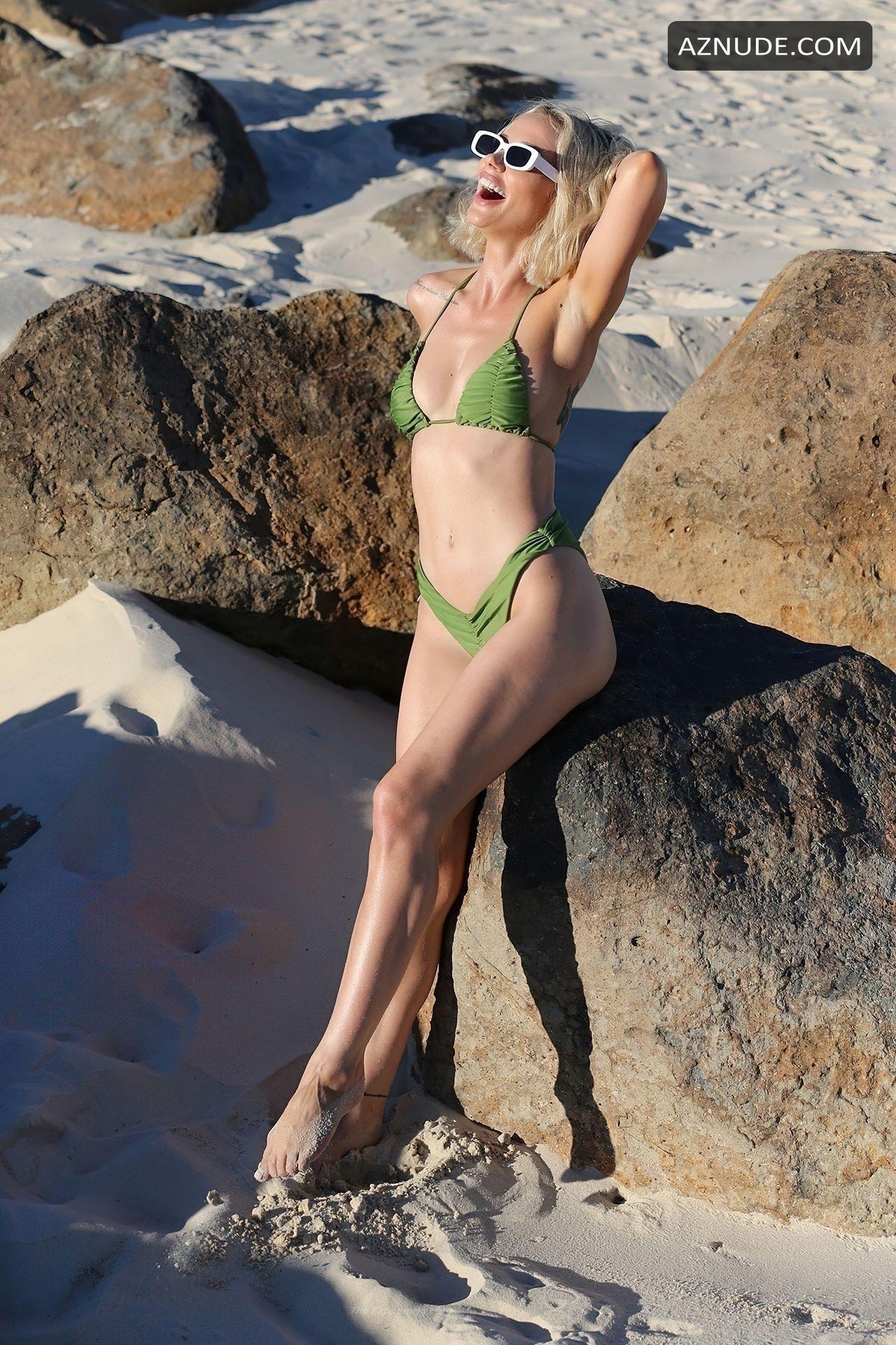 Jessika nackt Power 41 Sexiest