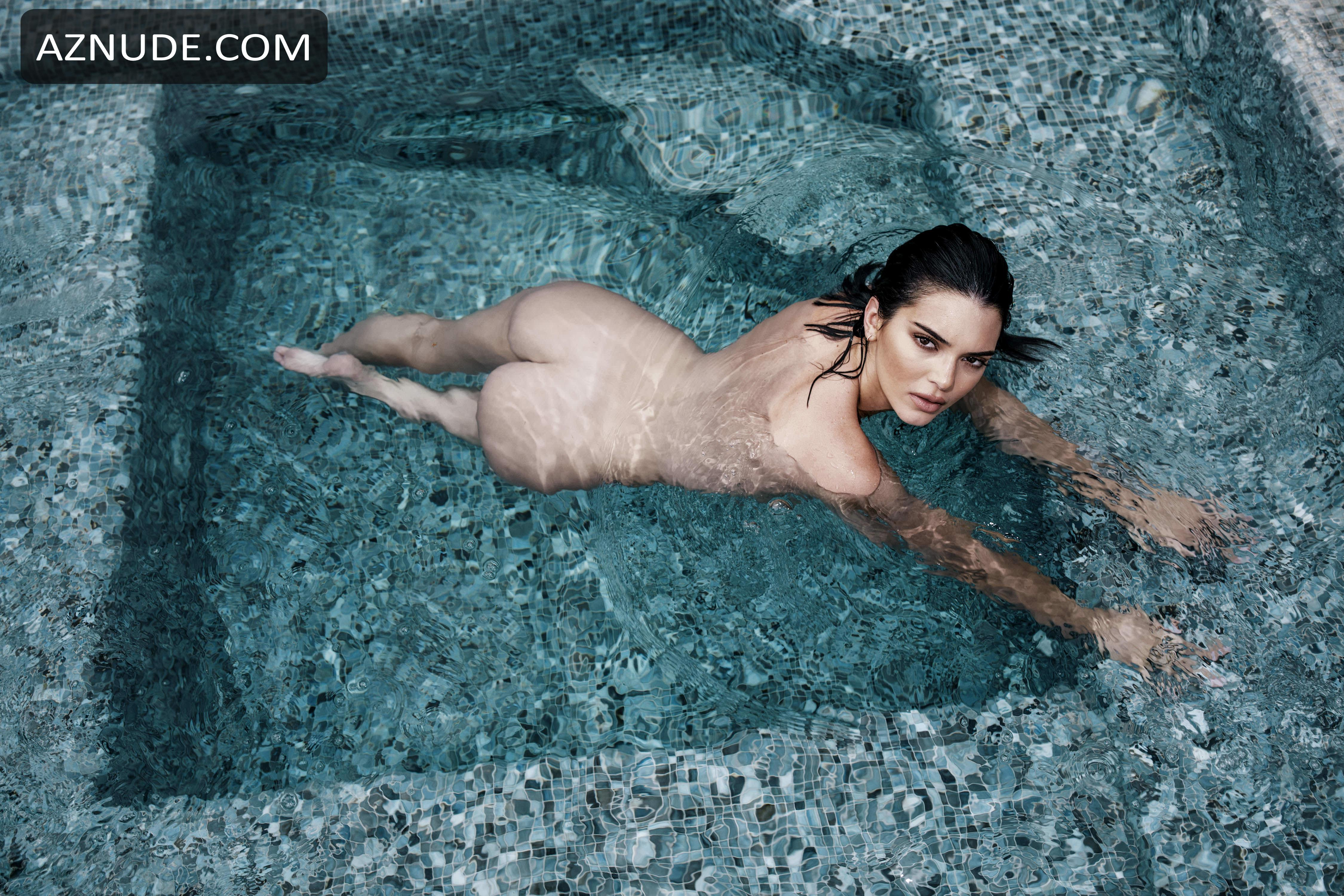 kendall jenner nude angels