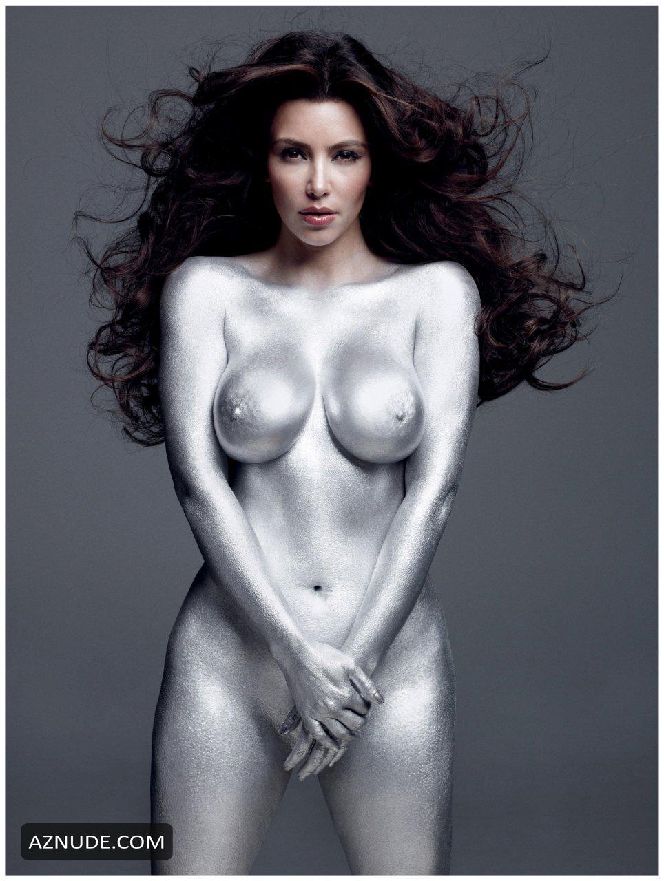 Naked photos of kim kardashian