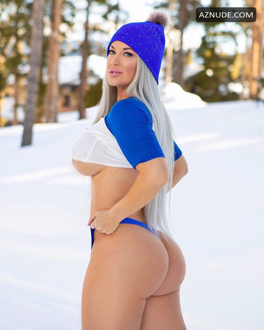 Laci Kay Somers Nude And Sexy Photosvideos From Her -2516