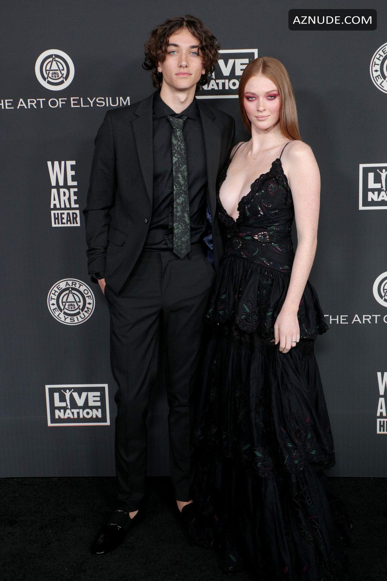 Nackt  Larsen Thompson Celebrities