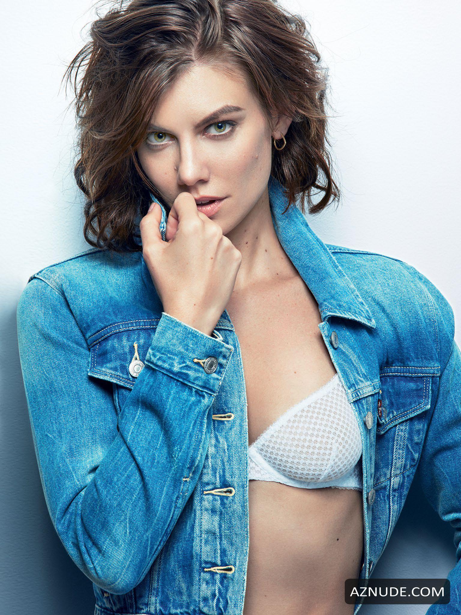 Sexy Lauren Cohan