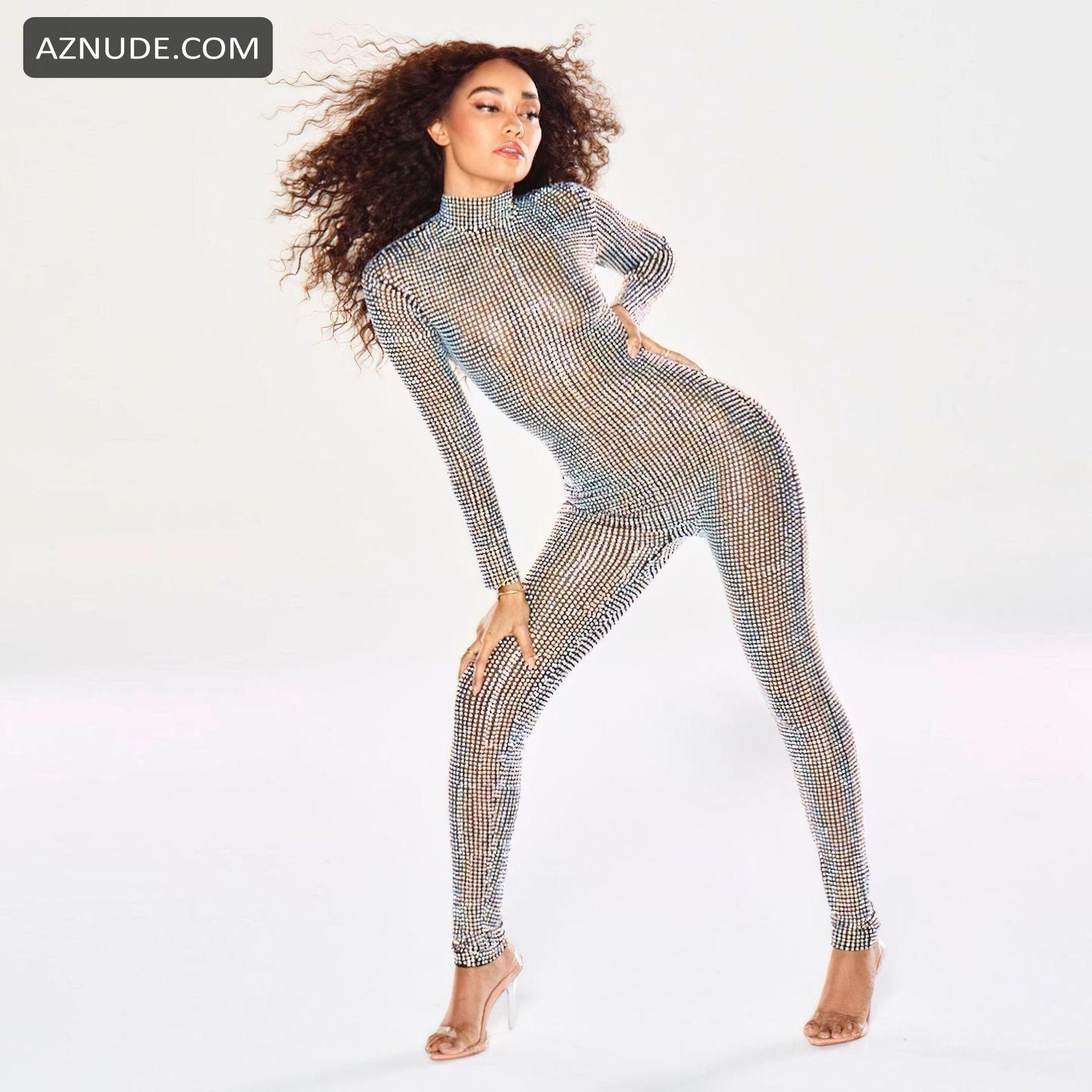 Superstar Leigh Anne Pinnock Nude Gif