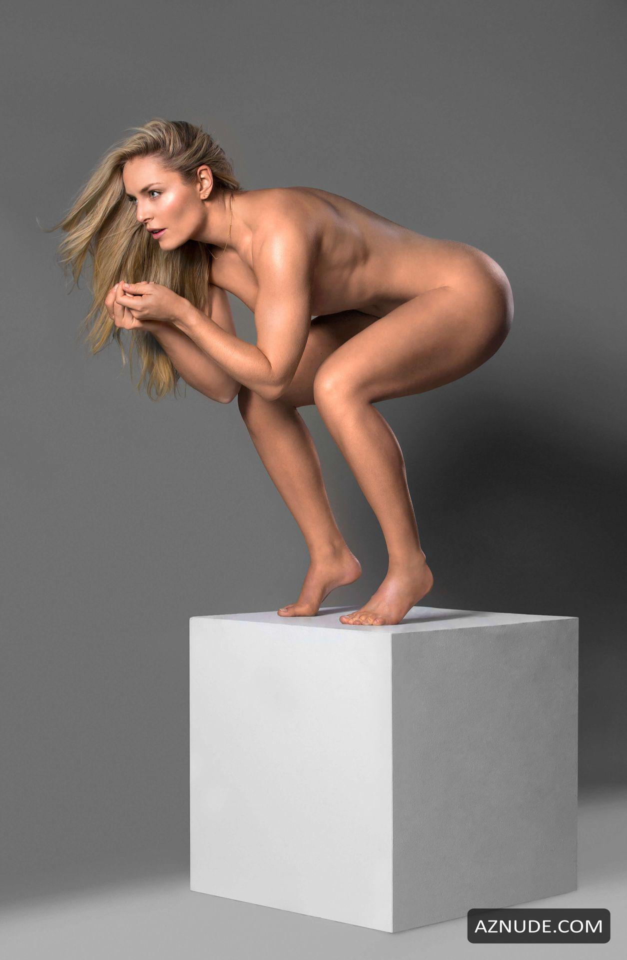 Attractive Lindsey Vonn Nude Pussy Png
