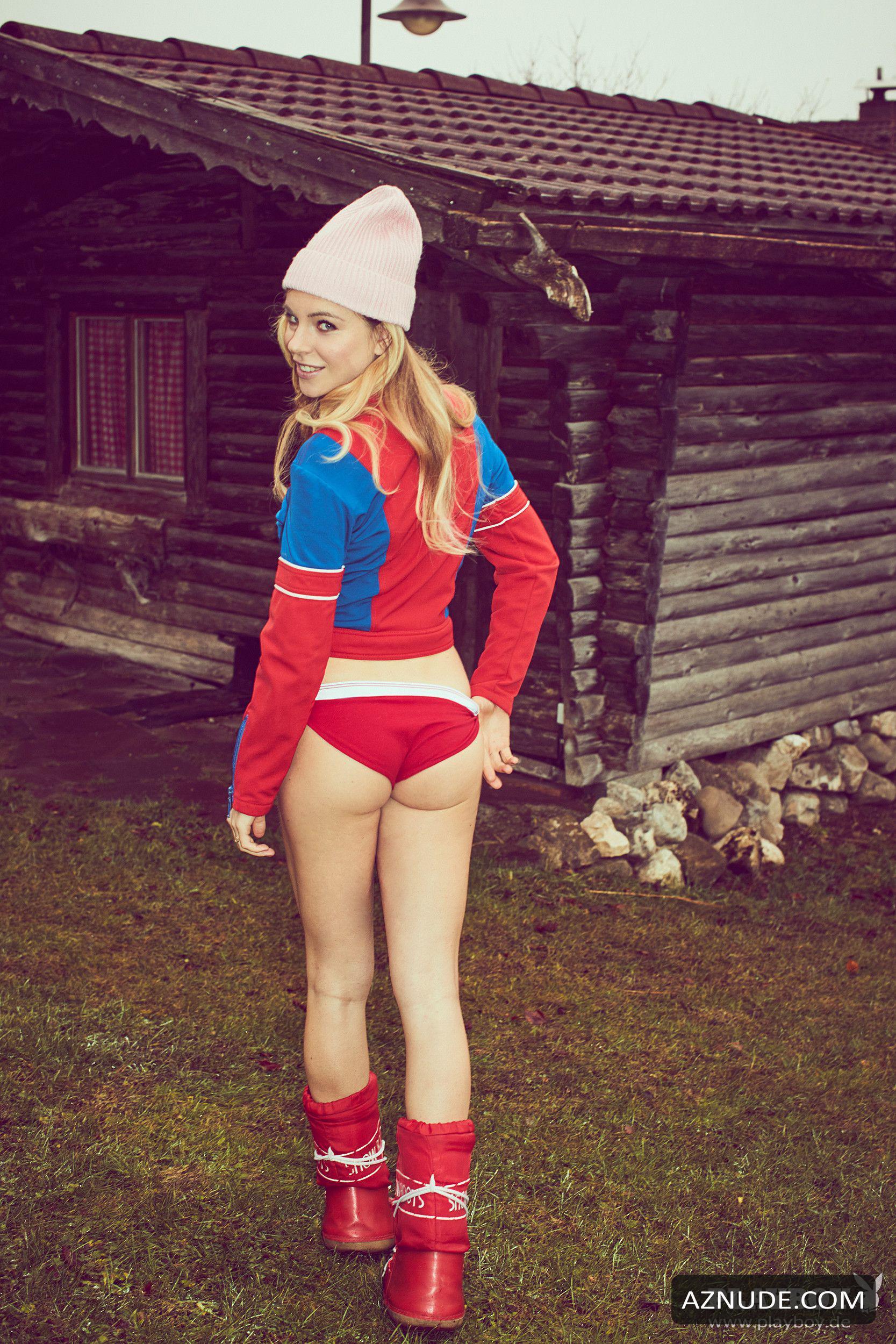 Zimmermann nackt lisa Maria Sharapova