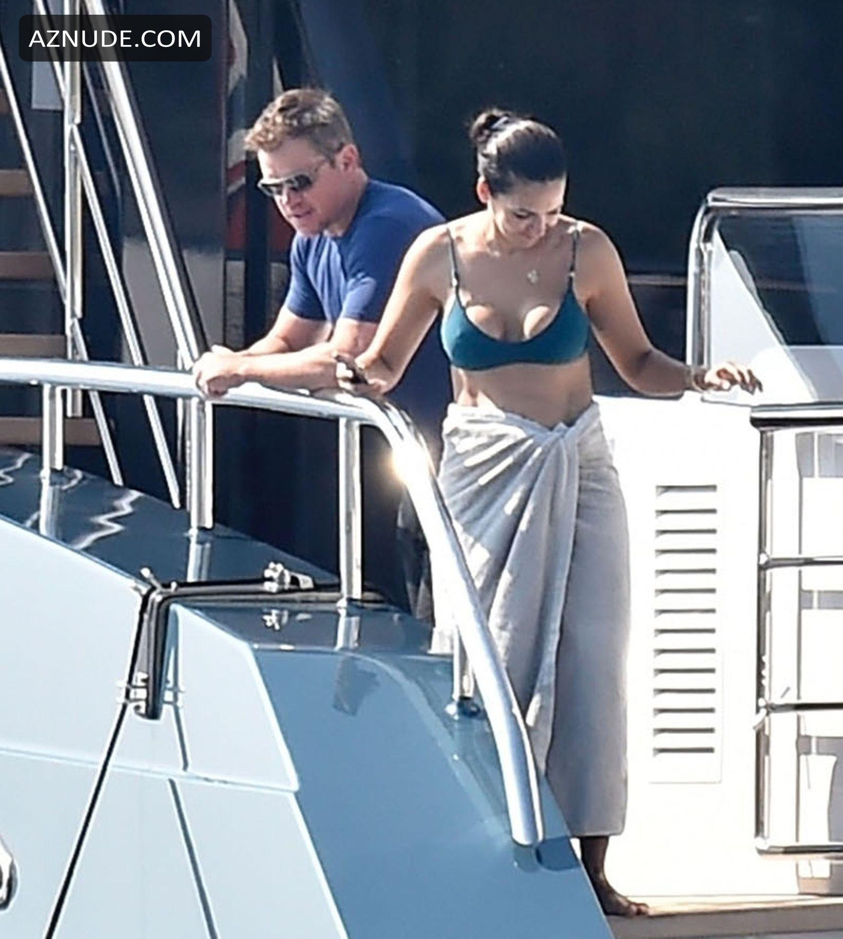 Swimwear Luciana Damon Nude Pictures