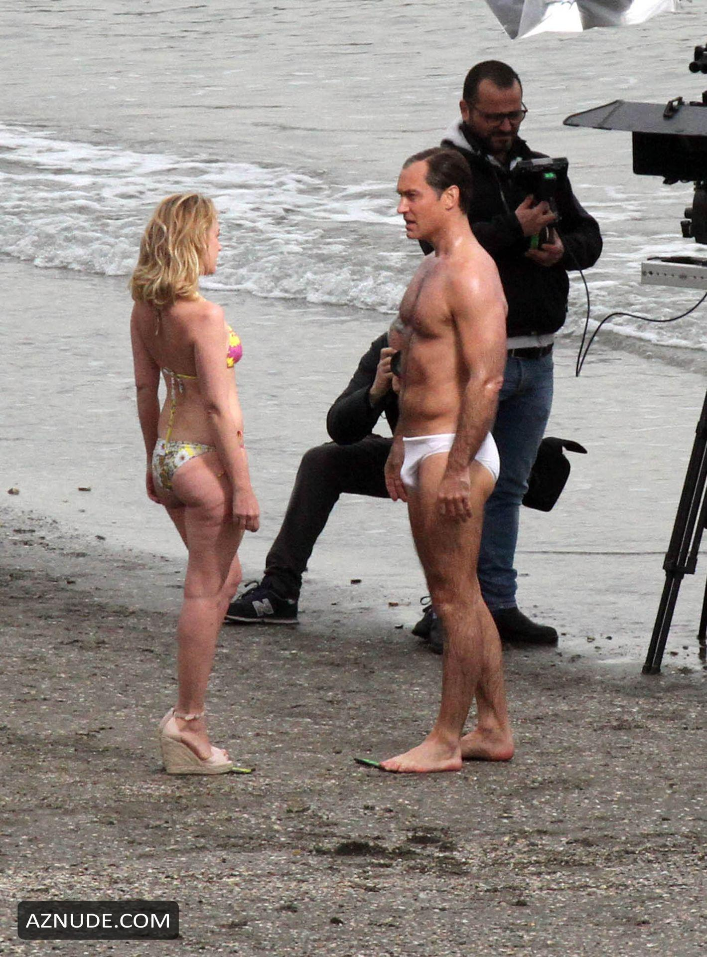 Jude Law Butt