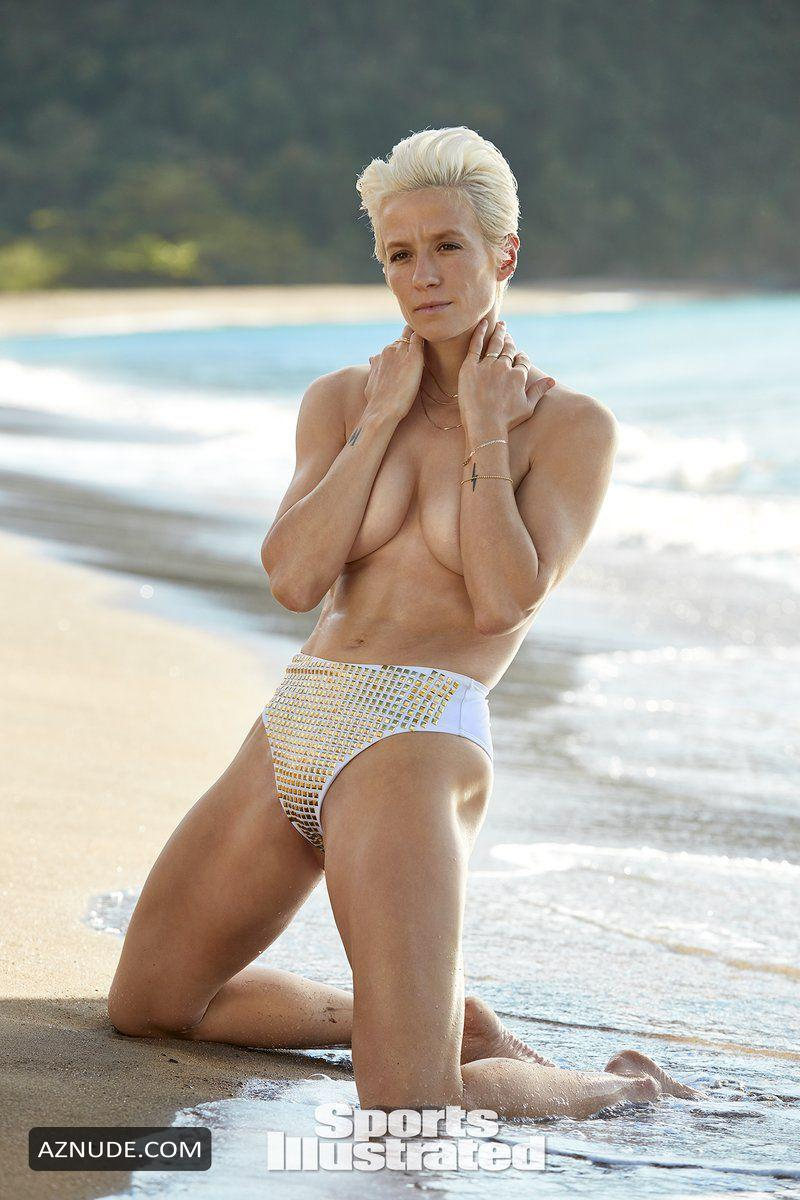 Megan Rapinoe Sexy By Ben Watts For The 2019 Sports -5319