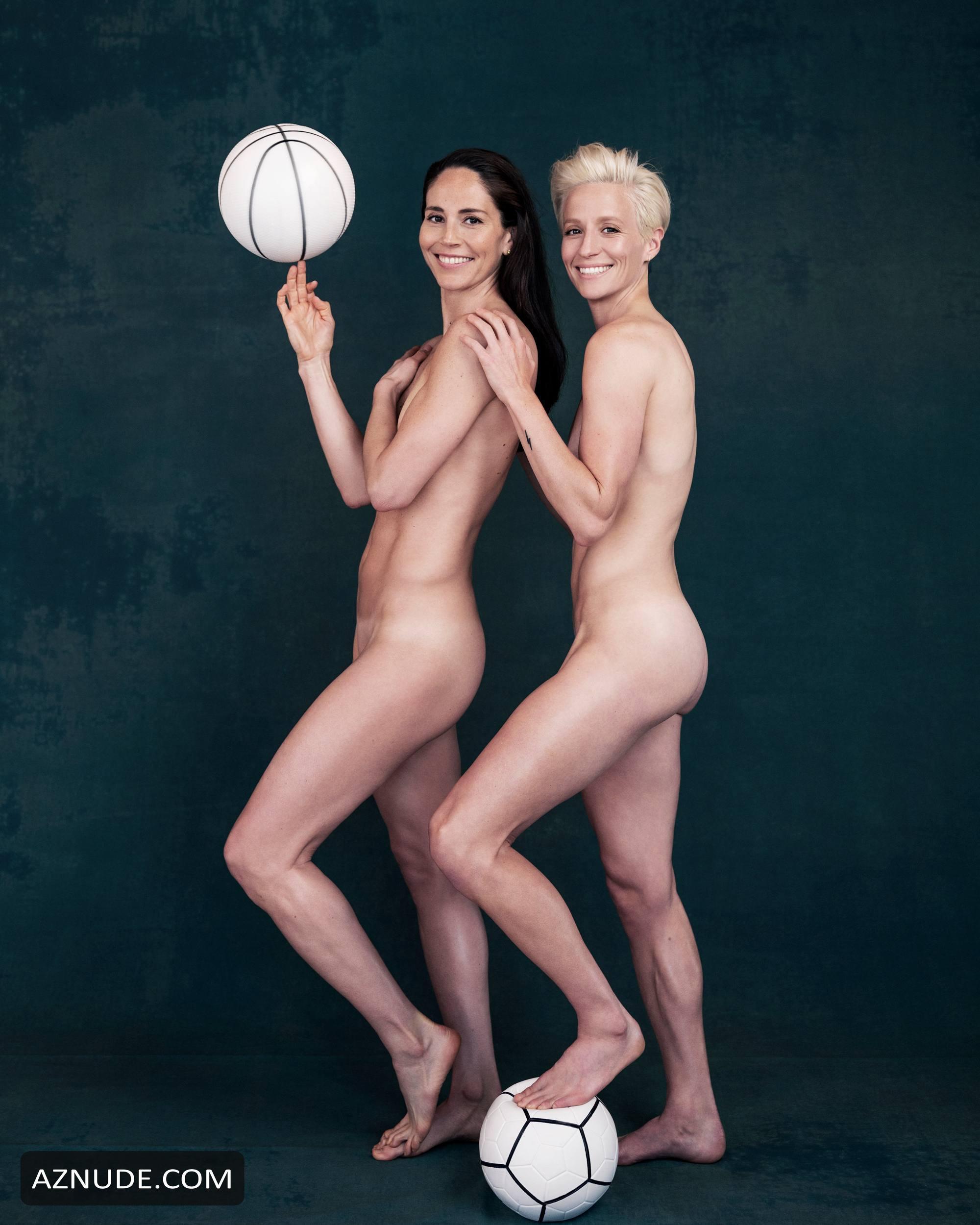 Sue Bird And Footballer Megan Rapinoe Were Photographed -9425