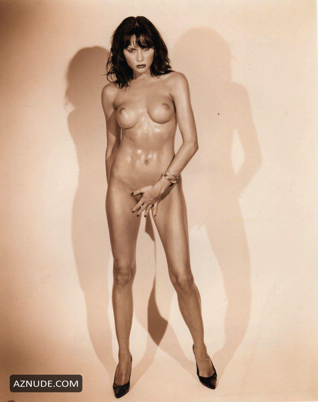 Melania trump naked gq