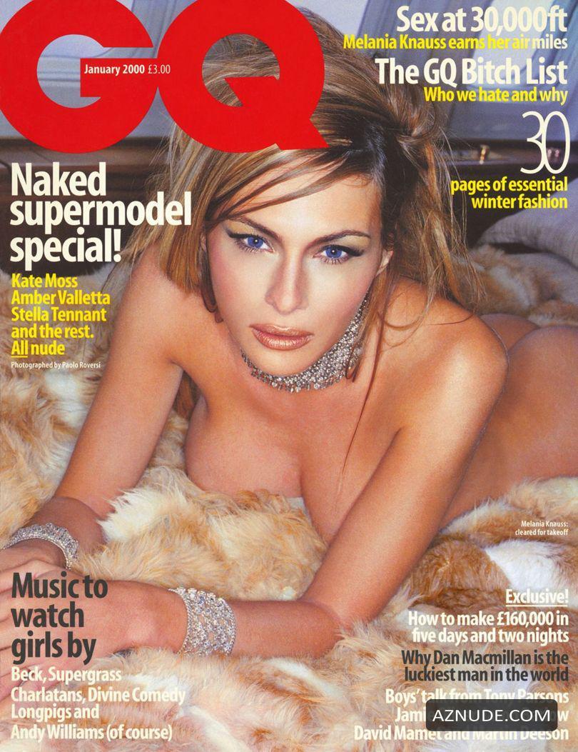 Melania Trump Nude - Aznude