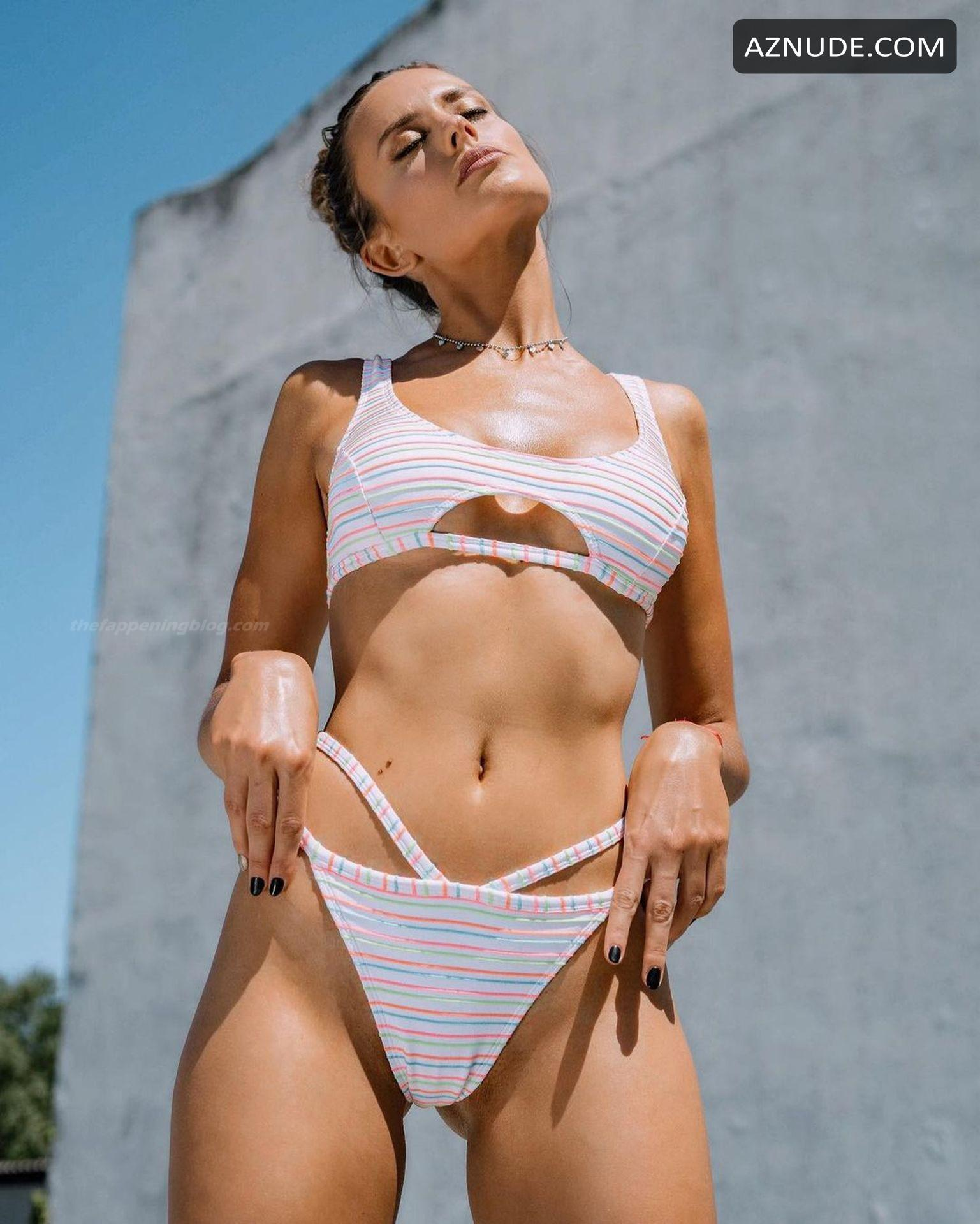 Melina Lezcano  nackt