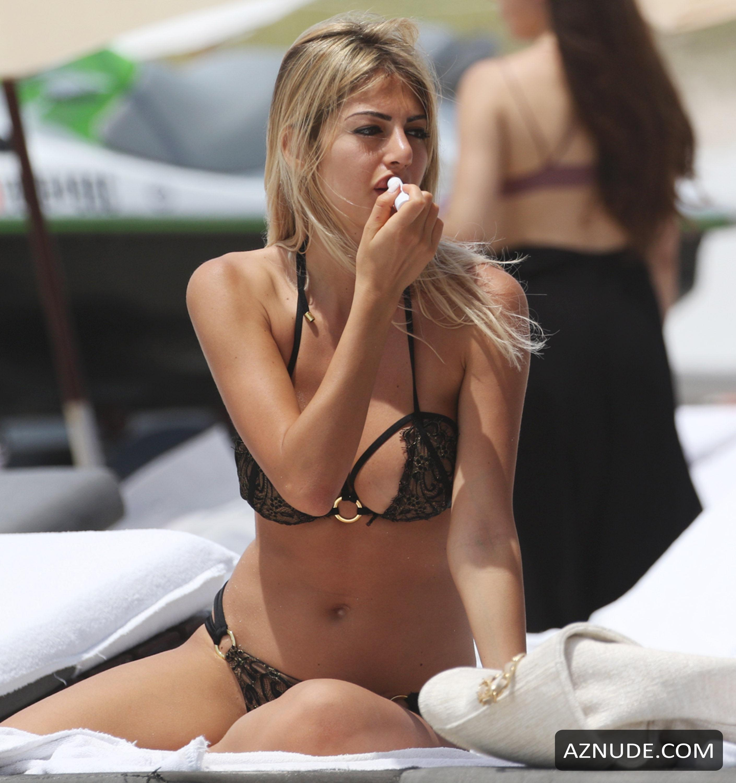 Melissa Castagnoli  nackt