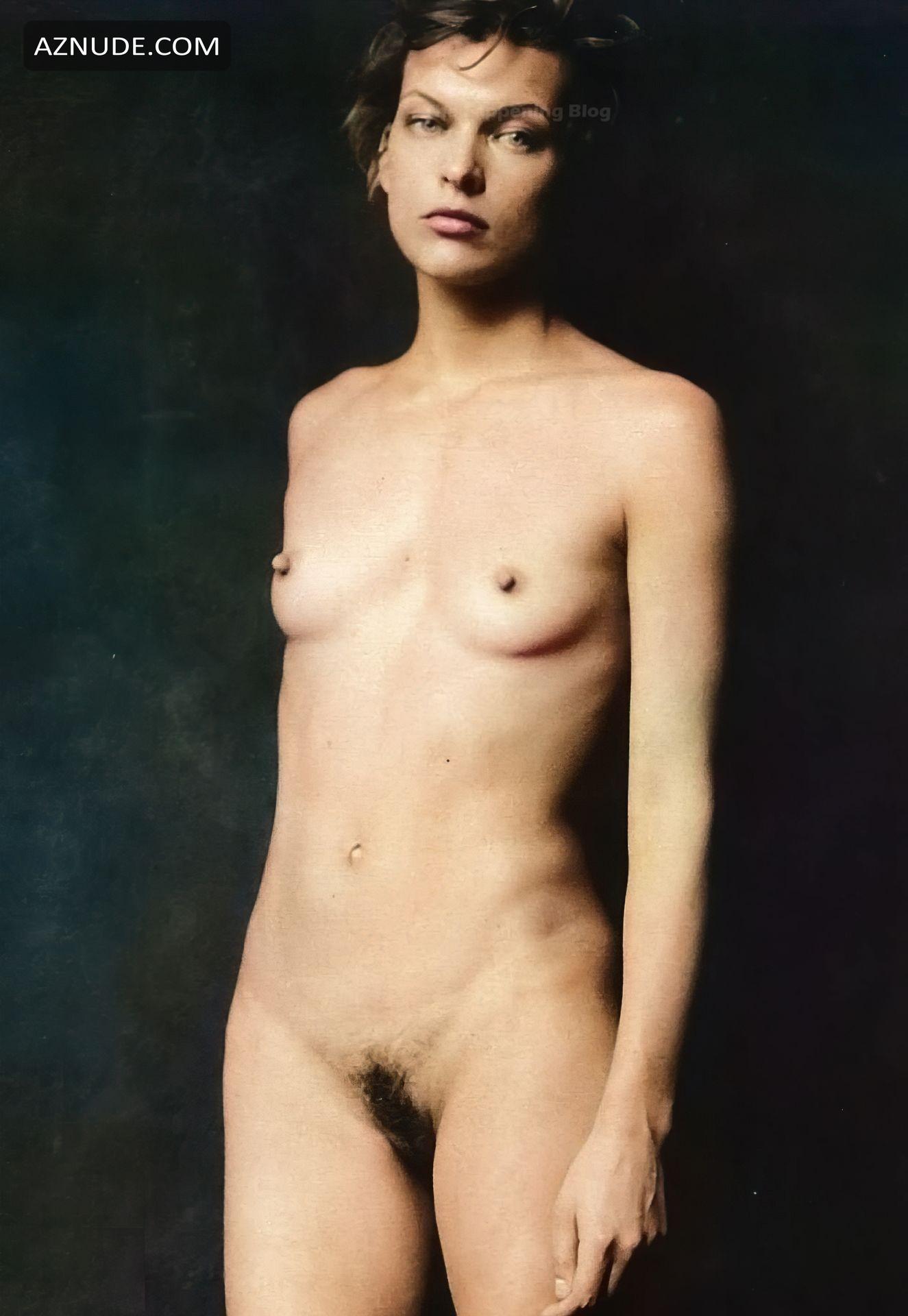 Stars Milla Jovavich Nude Pics Pic
