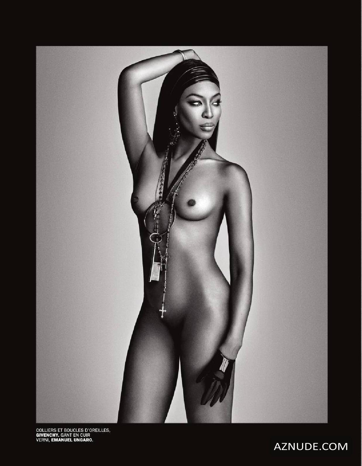 Naomi Campbell Sex