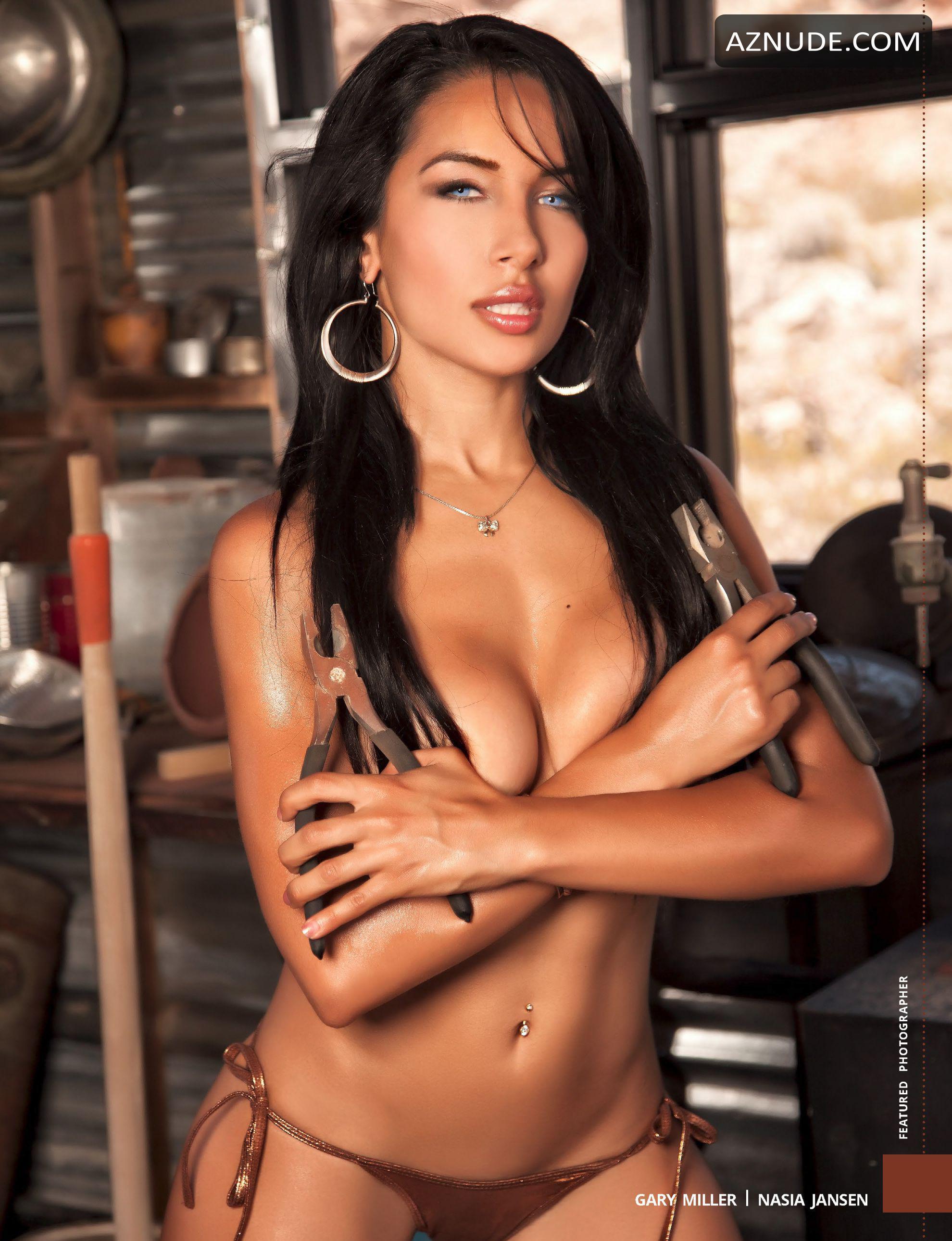 Nasia Jansen  nackt