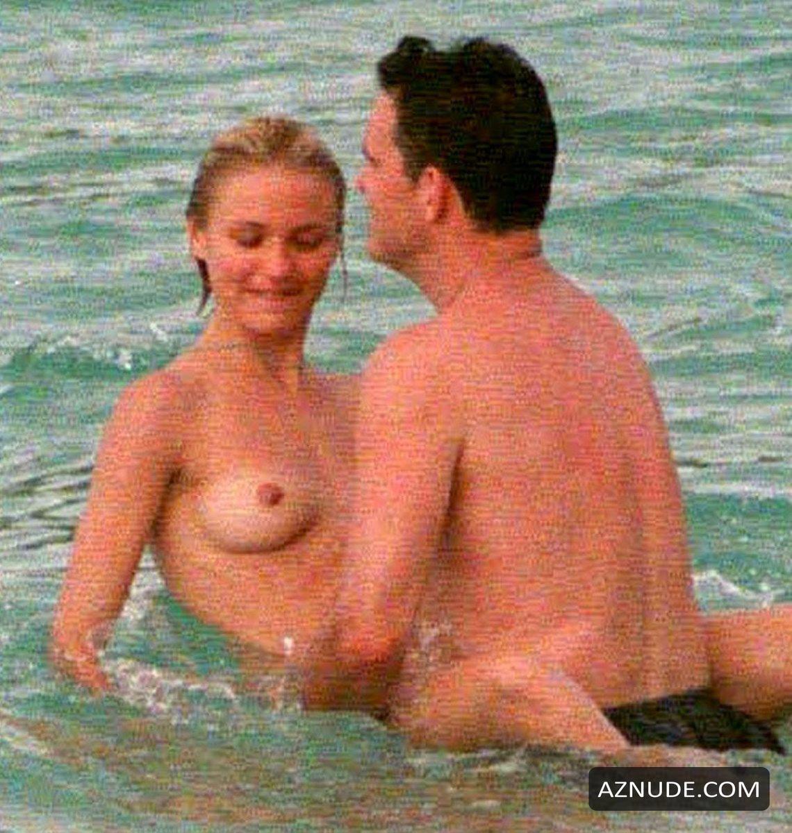 diaz nude Caneron