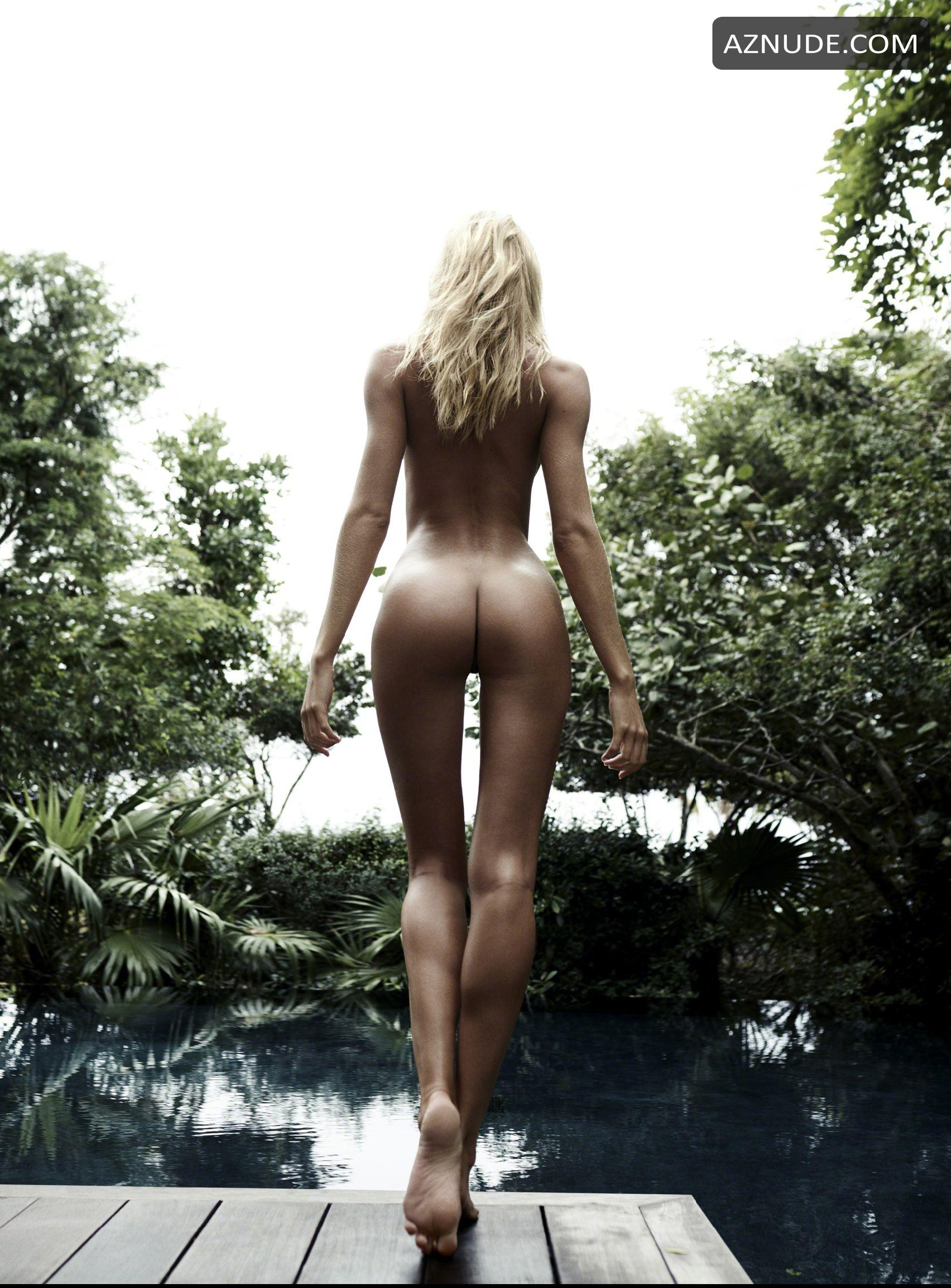 Candice naked