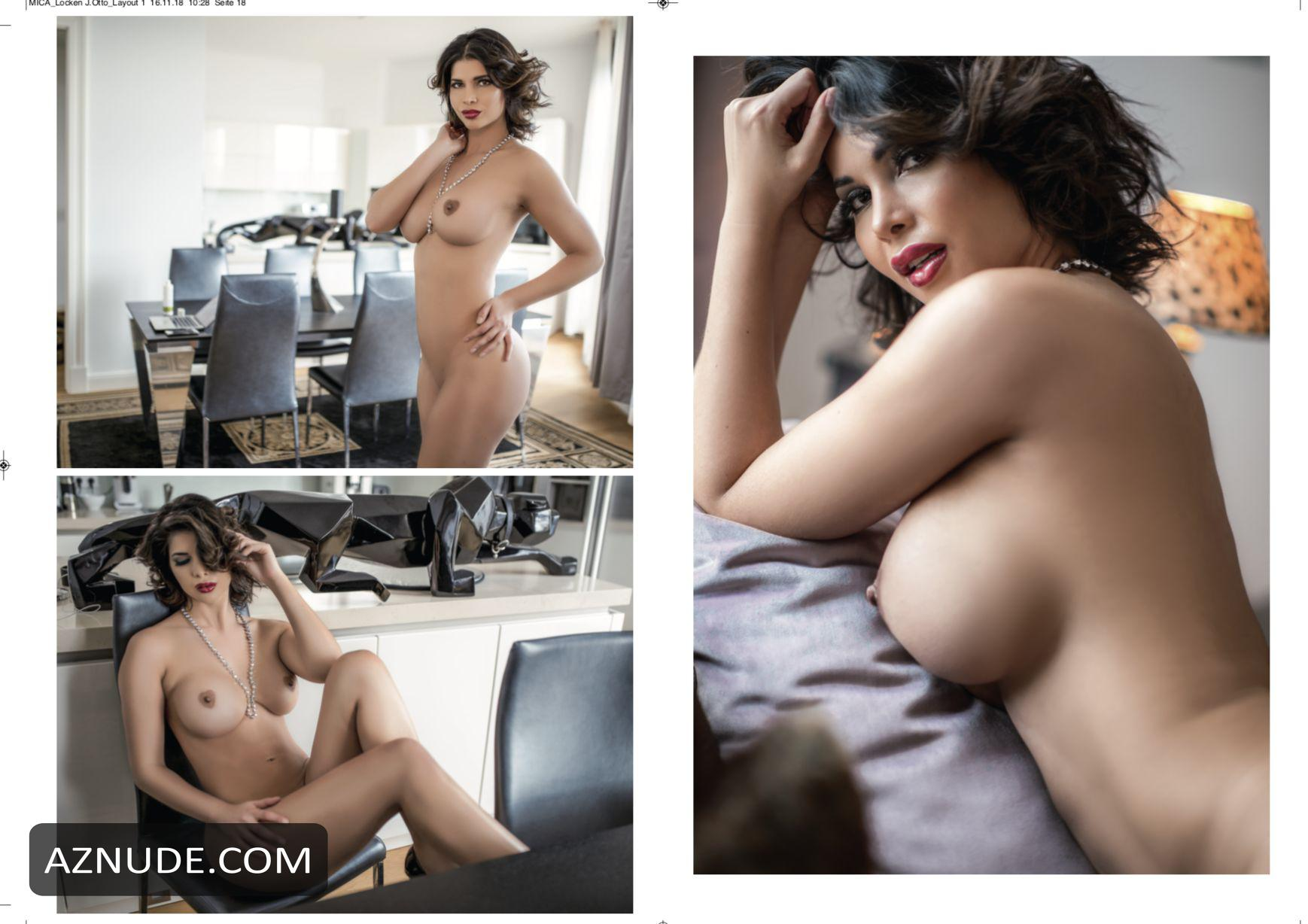 Micaela Schaefer Naked Nude Celebrity Photos