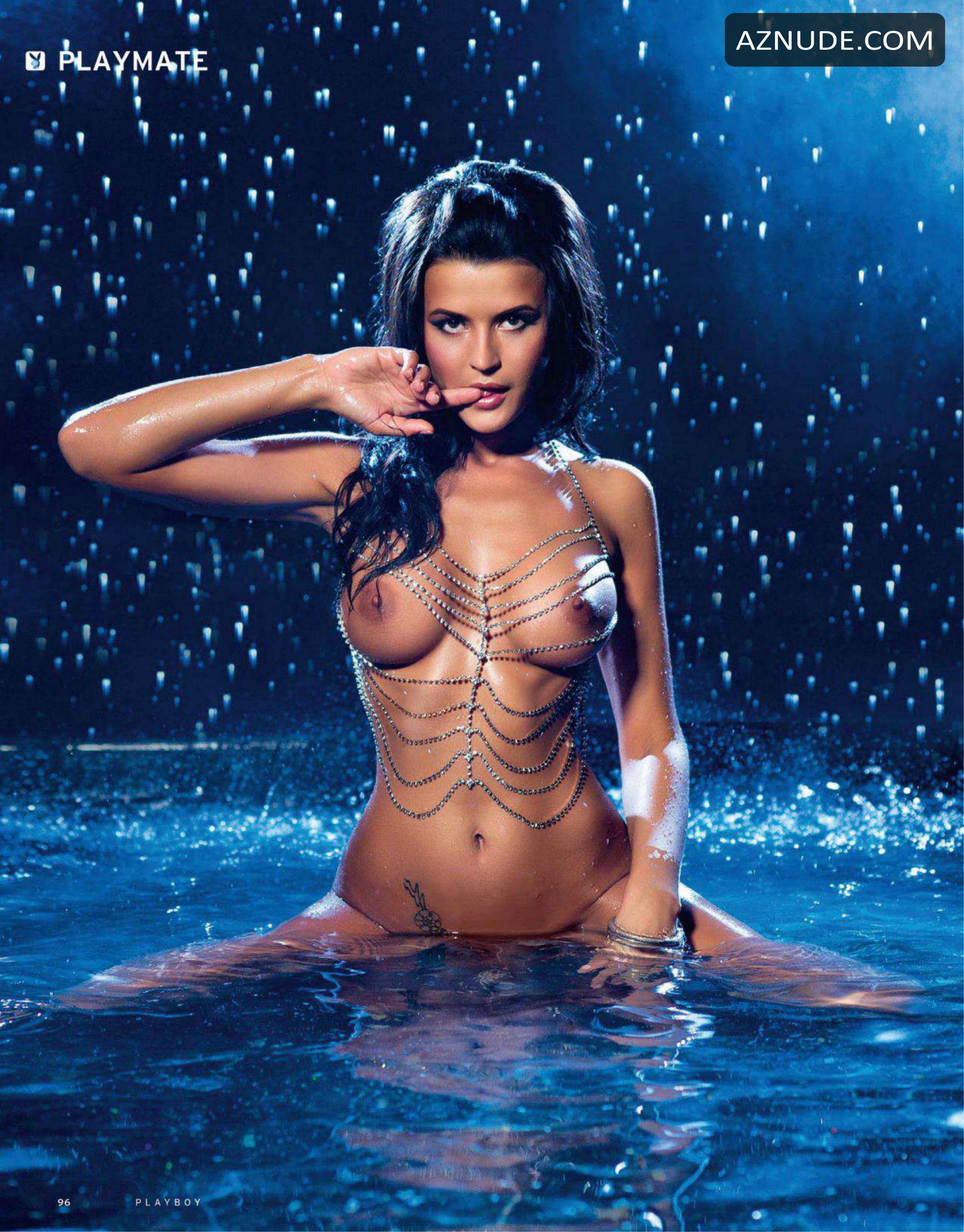 Oksana Bondarenko Nude And Sexy For Playboy - Aznude-9764