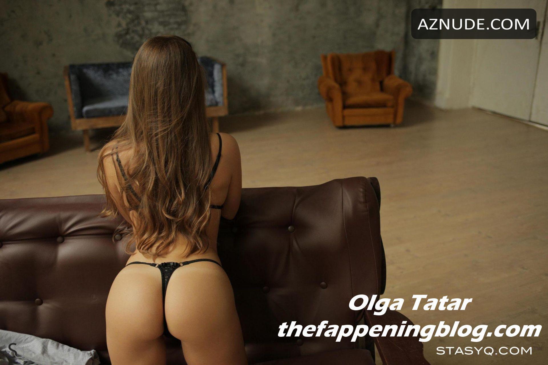 Olga Tatar  nackt