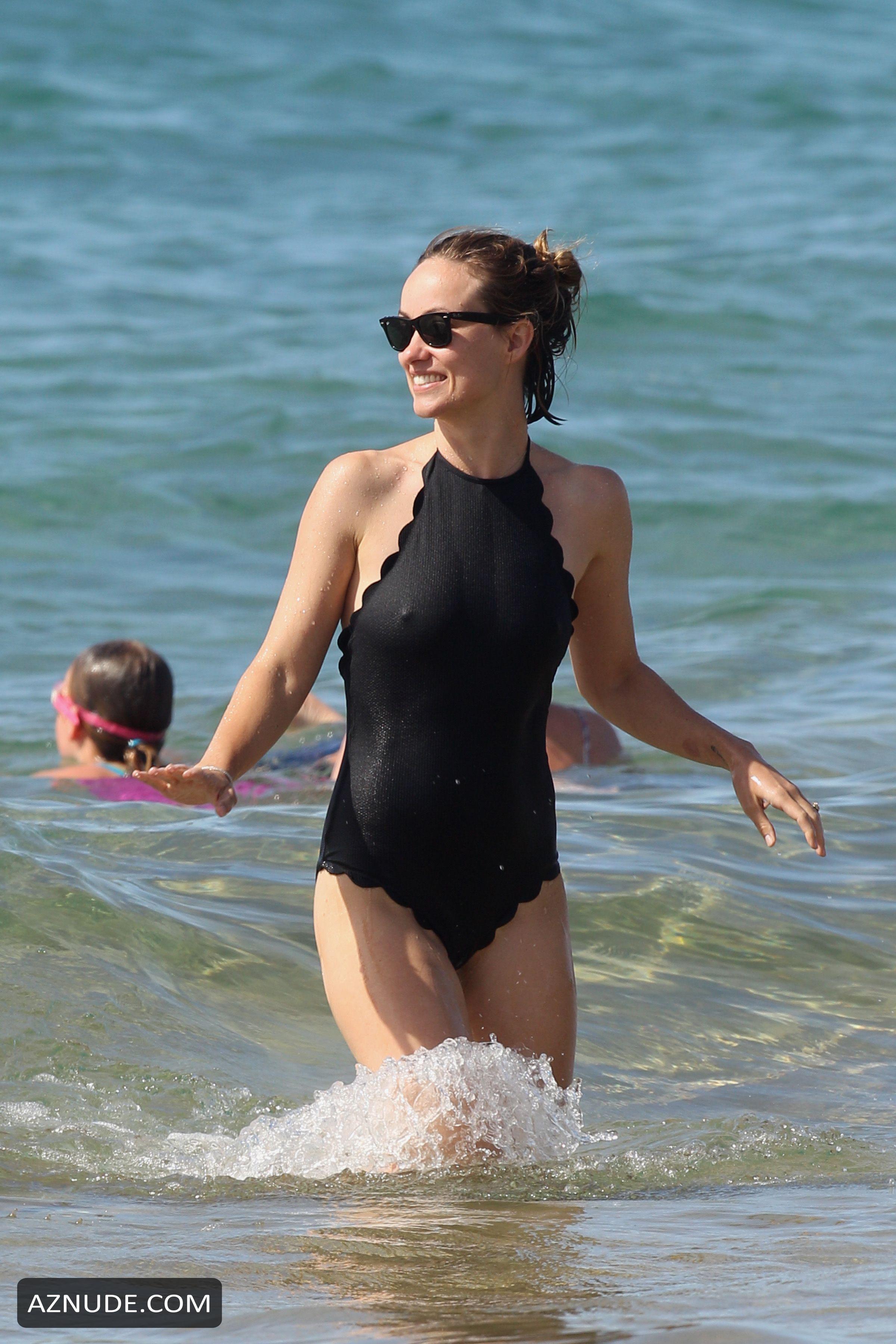 olivia wilde nude beach